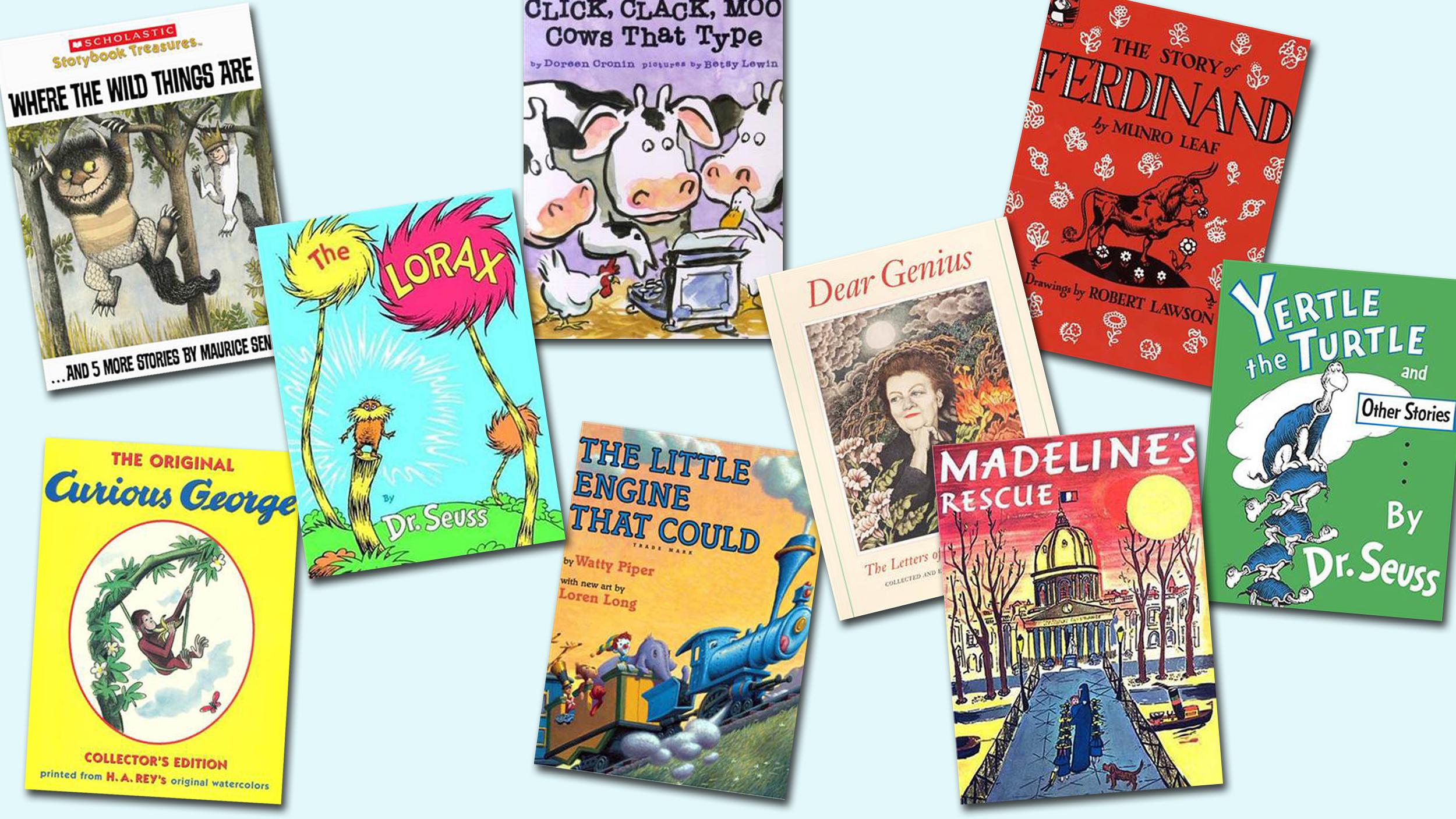 9 most subversive children s books ever written   today