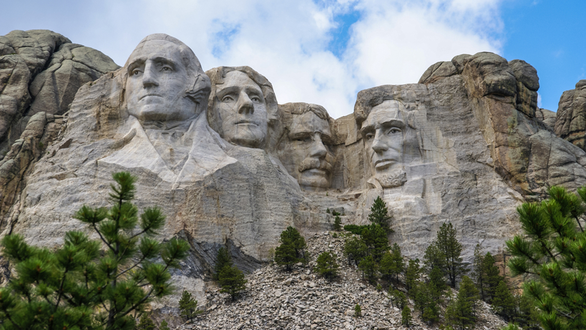 Image gallery mount ru for Mount rushmore history facts