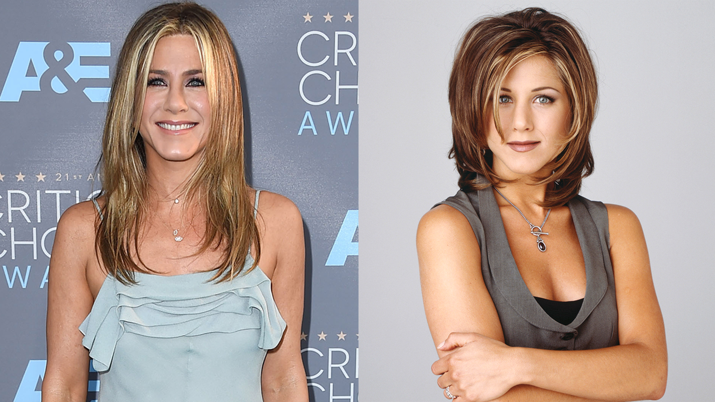 Jennifer Aniston Reveals What Items She Kept From Her