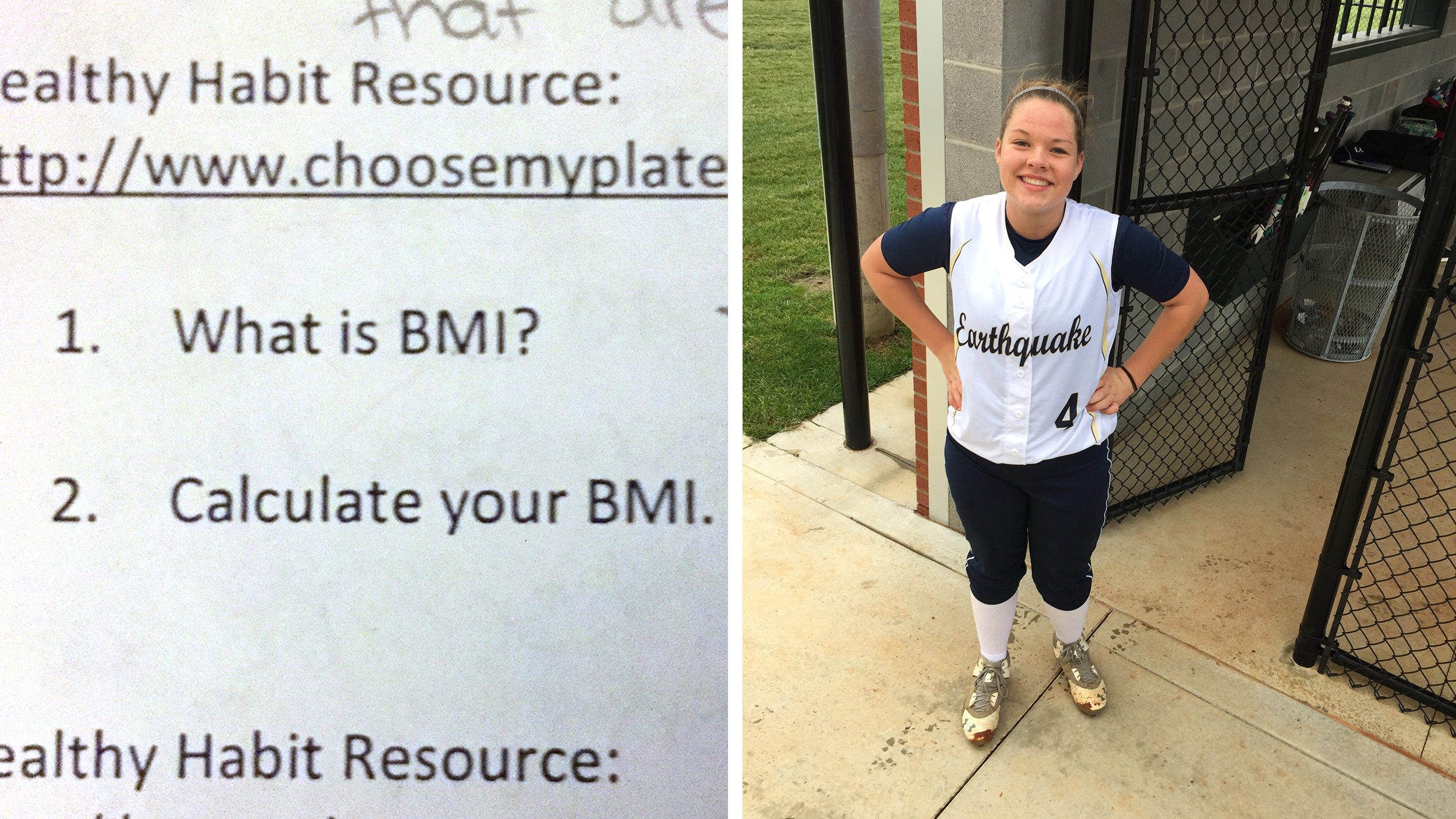 Indiana Teen Refuses To Calculate Bmi For School Homework, Calling Method  'outdated' Today