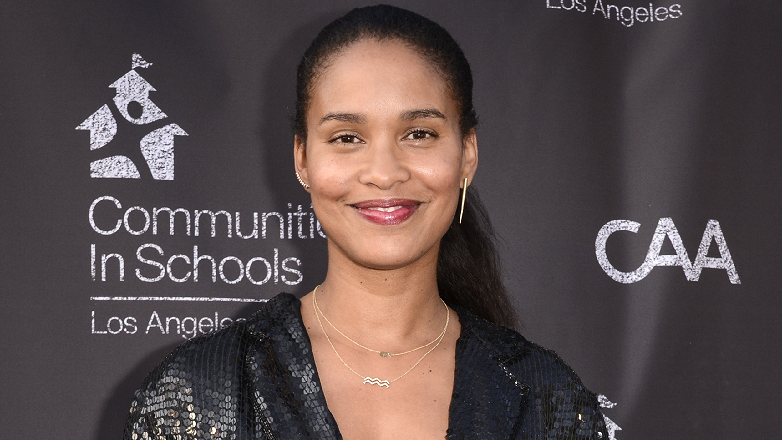 Joy Bryant hairstyle