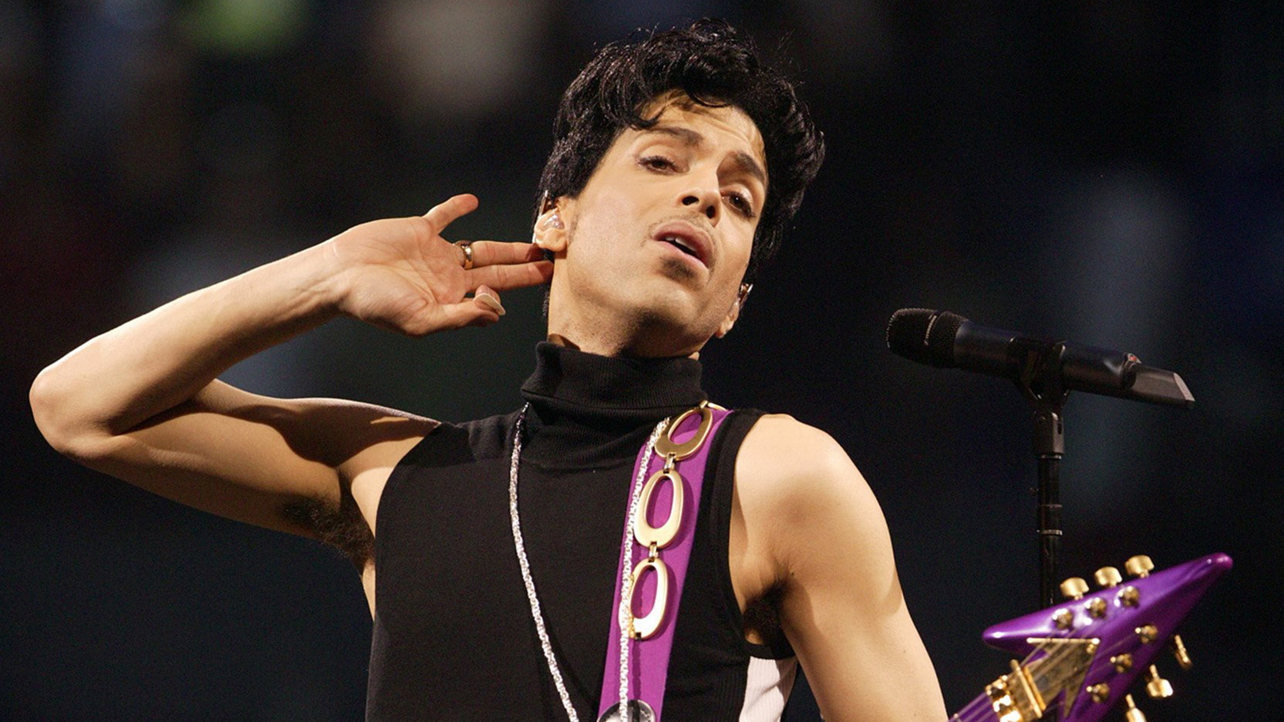 Off stage prince was a passionate and quirky food lover for Stage cuisine vegan