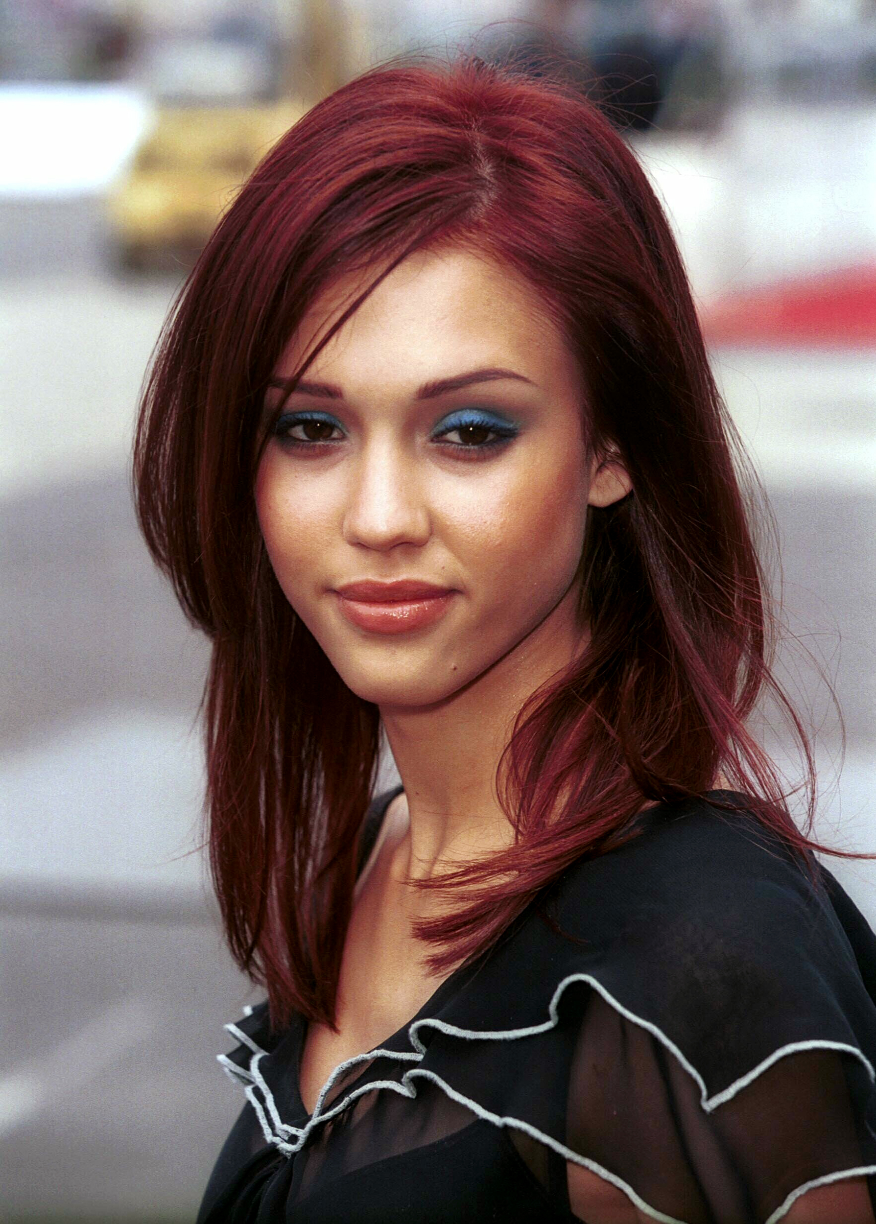 Jessica Albas Hairstyles Through The Years