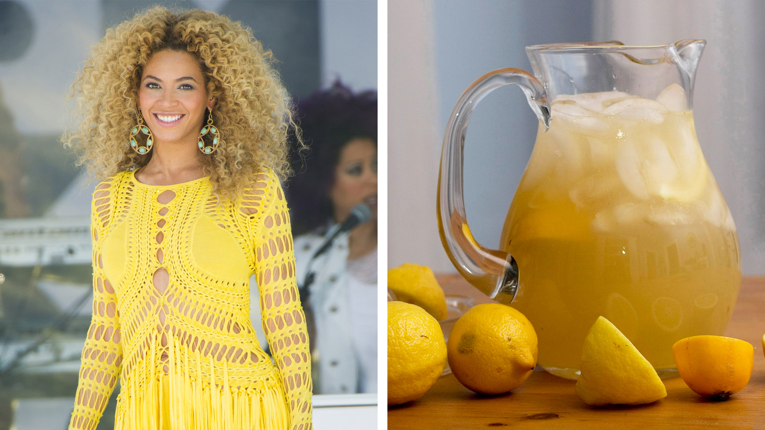 Beyonce's lemonade recipe, revealed - TODAY.com Beyonce Lemonade