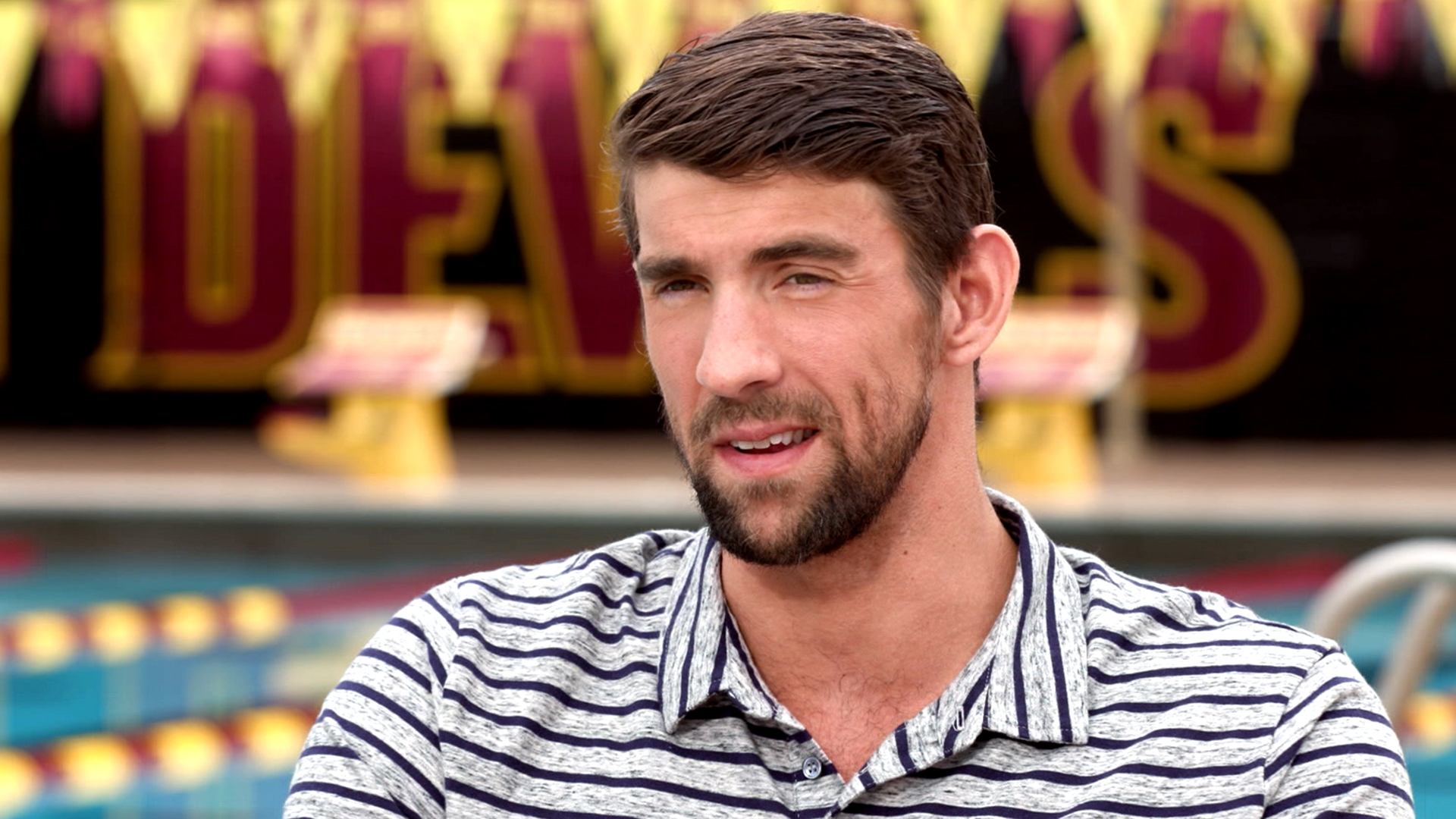 'I didn't like who I was': Michael Phelps opens up about his battle with depression