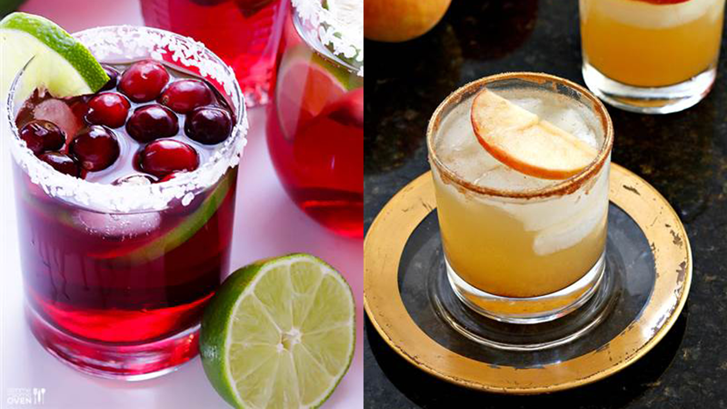 11 easy Thanksgiving cocktail recipes that are delicious and beautiful