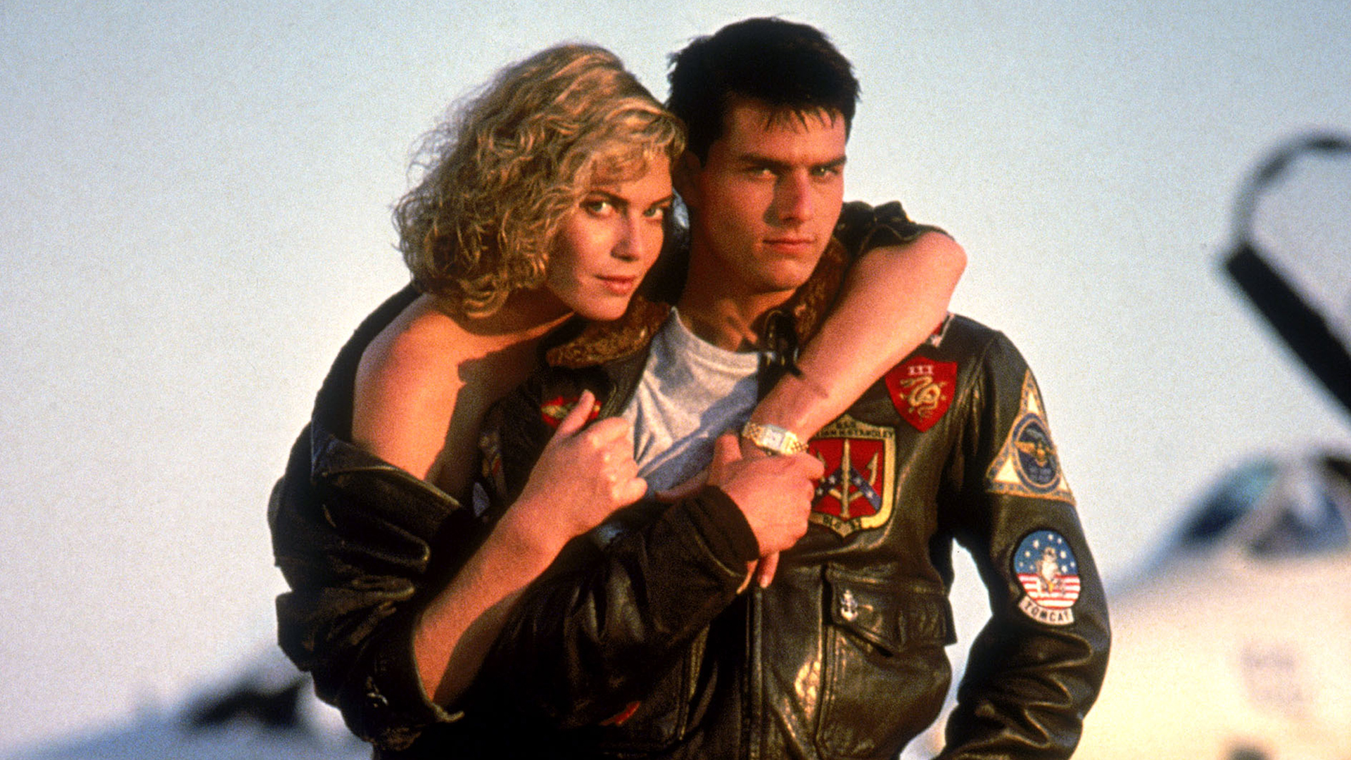 Image result for top gun tom romance