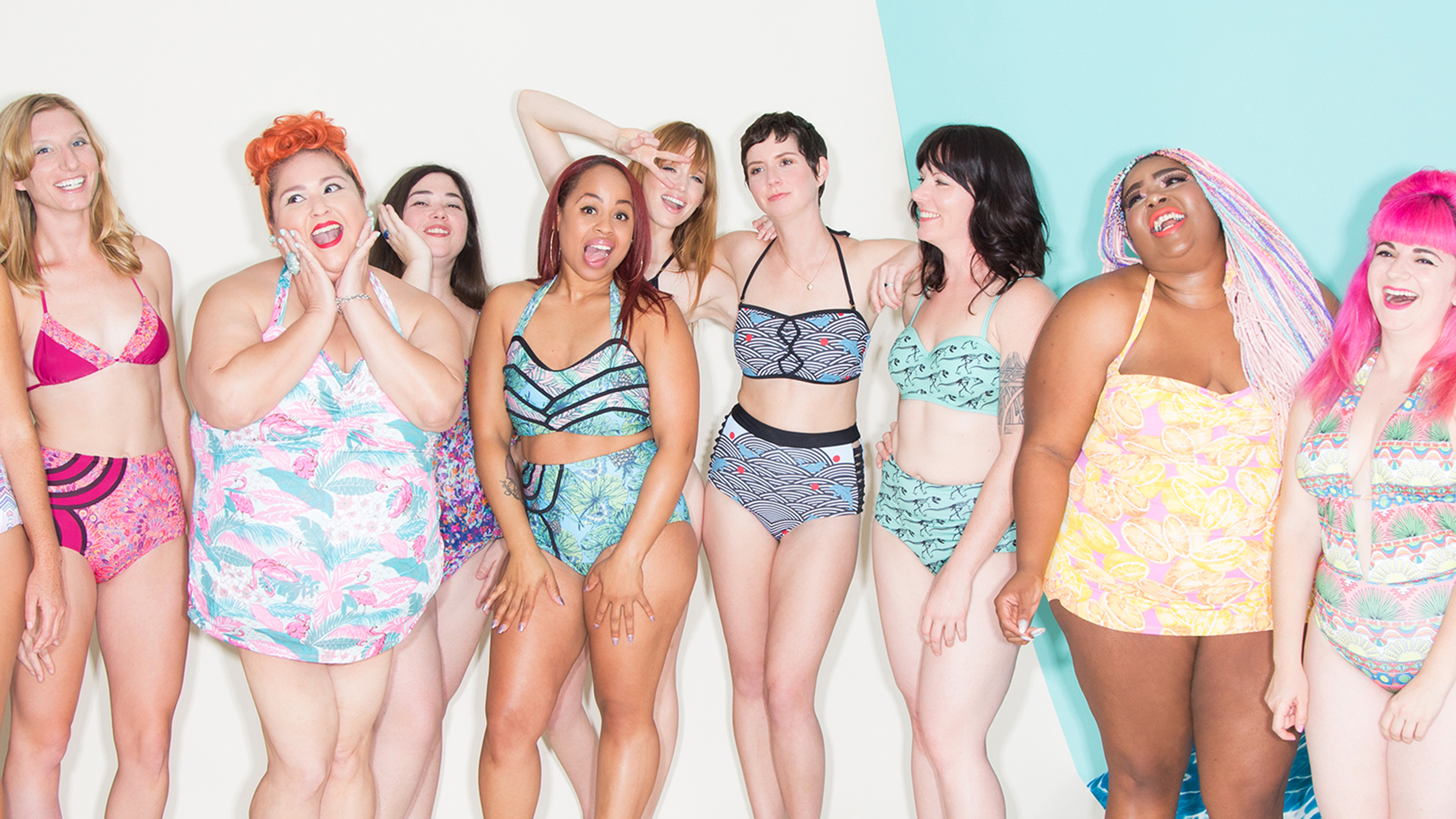 Modcloth Proves We All Have Swimsuit Bodies With New Body Positive Campaign