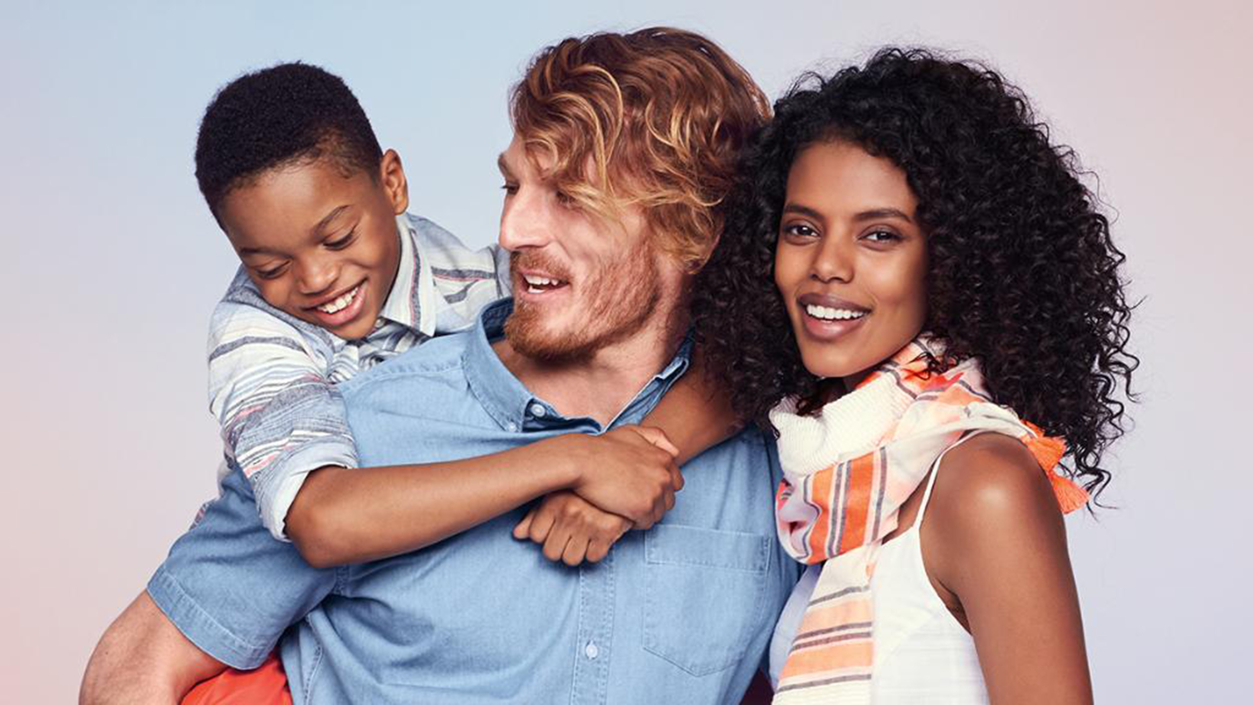 Old Navy ad with interracial family prompts social media outrage ...