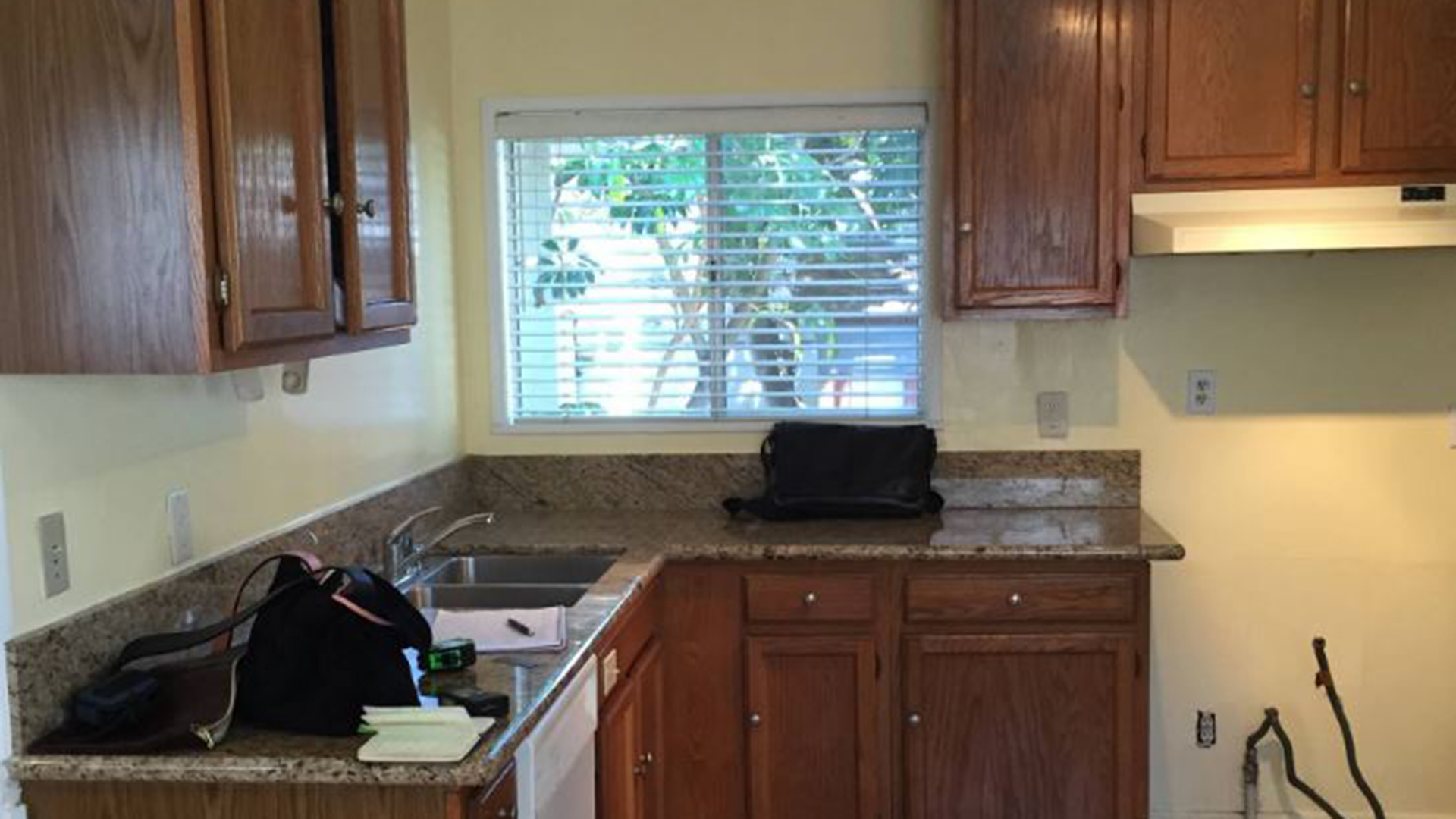Kitchen makeover: Before and after photos