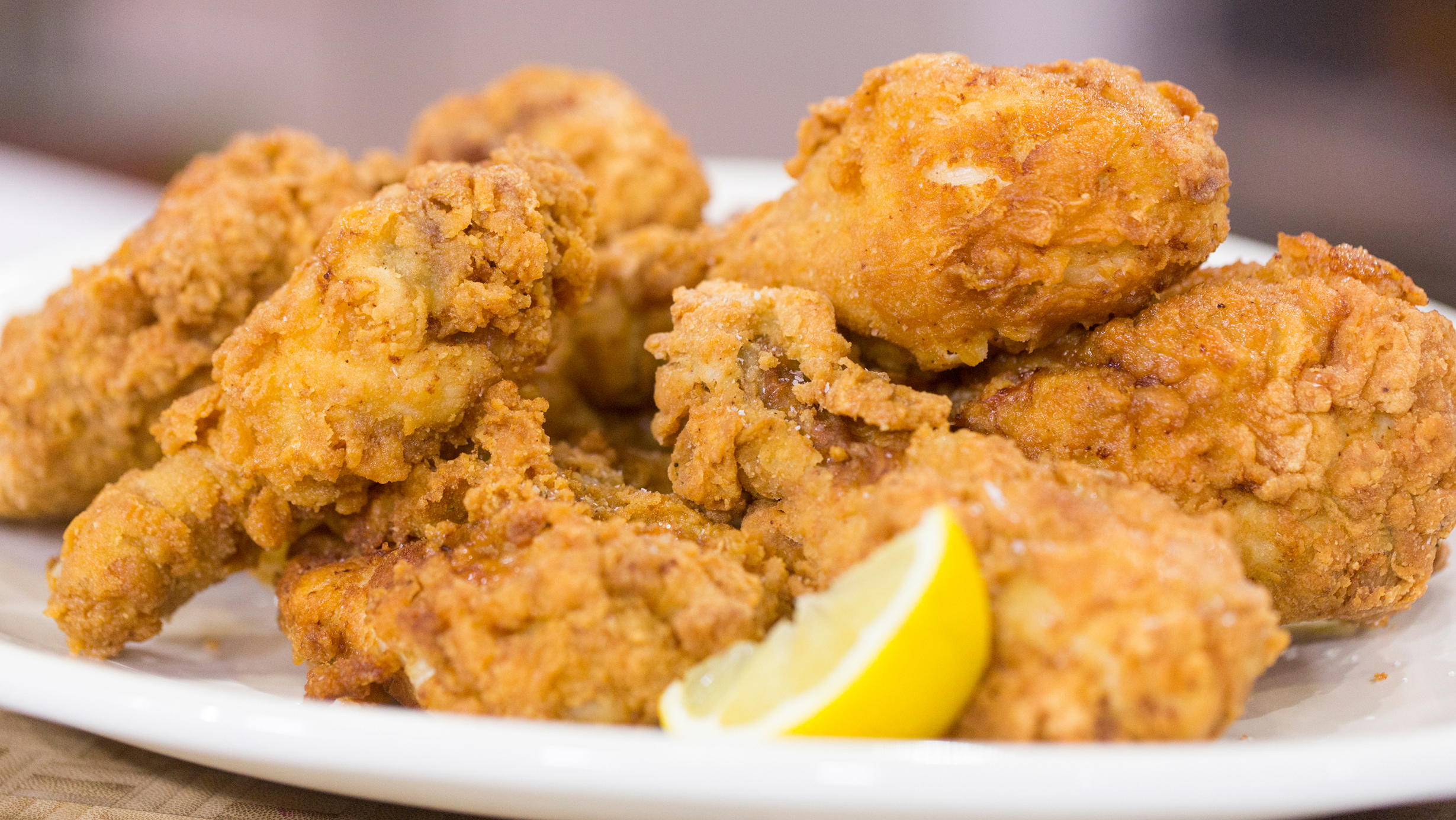 Savannah S Mom S Homestyle Fried Chicken Today Com