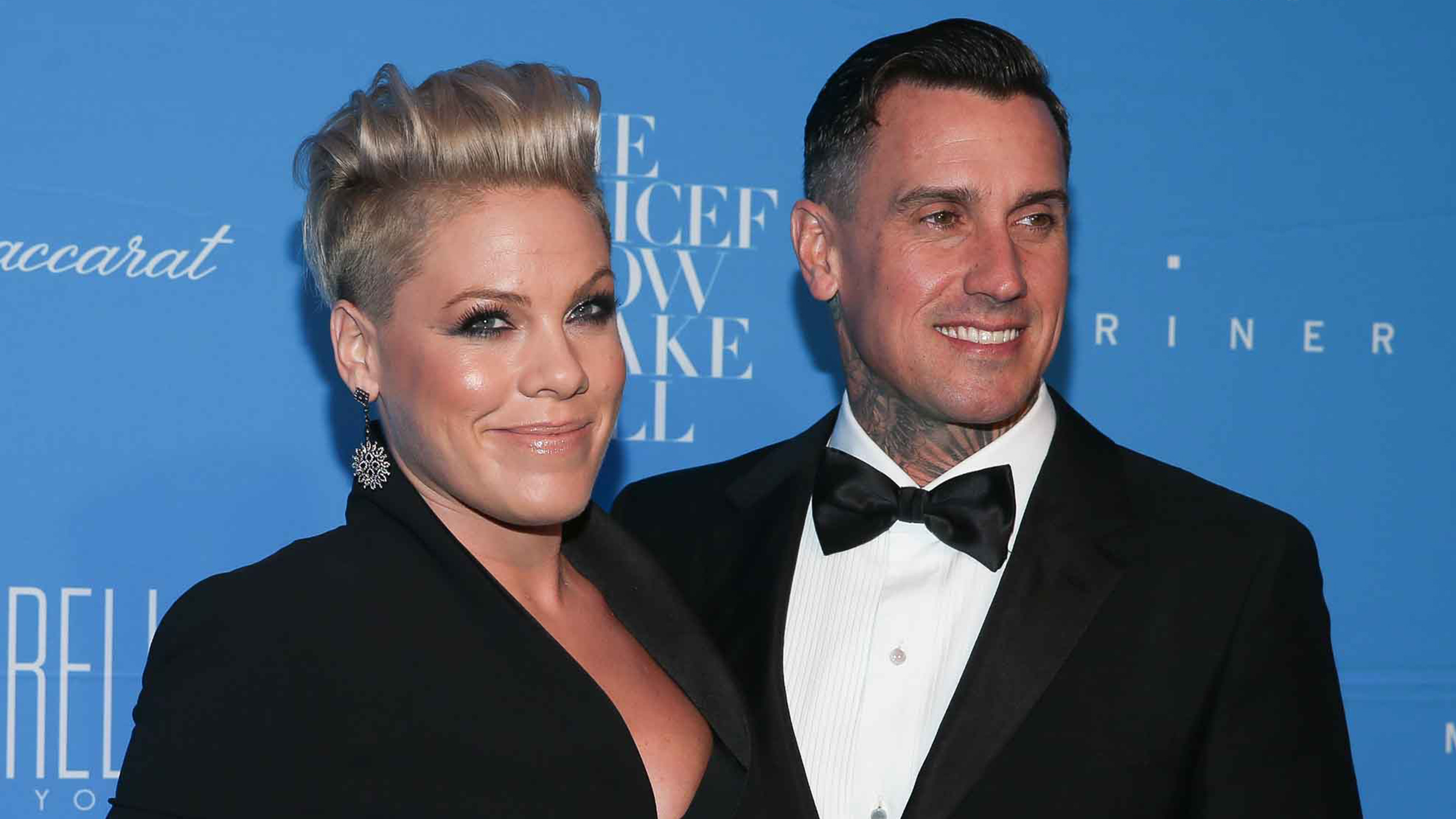 Pink Tells Ellen Degeneres About Marriage To Carey Hart He S An Incredible Dad Today