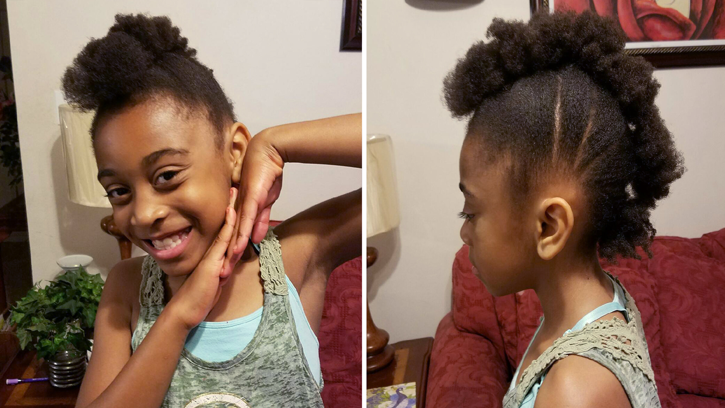 21 Cute And Trendy Hairstyles For Black Teenage Girls: Mom Wants Apology From School After Daughter, 9, Is Sent