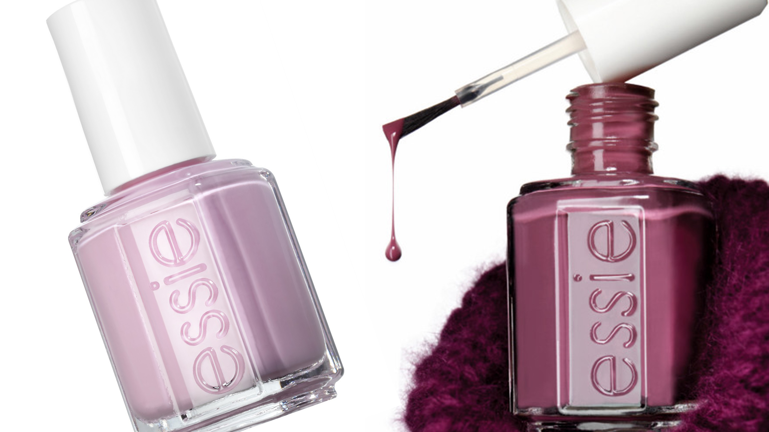Essie Nail Polish New Brush - Creative Touch