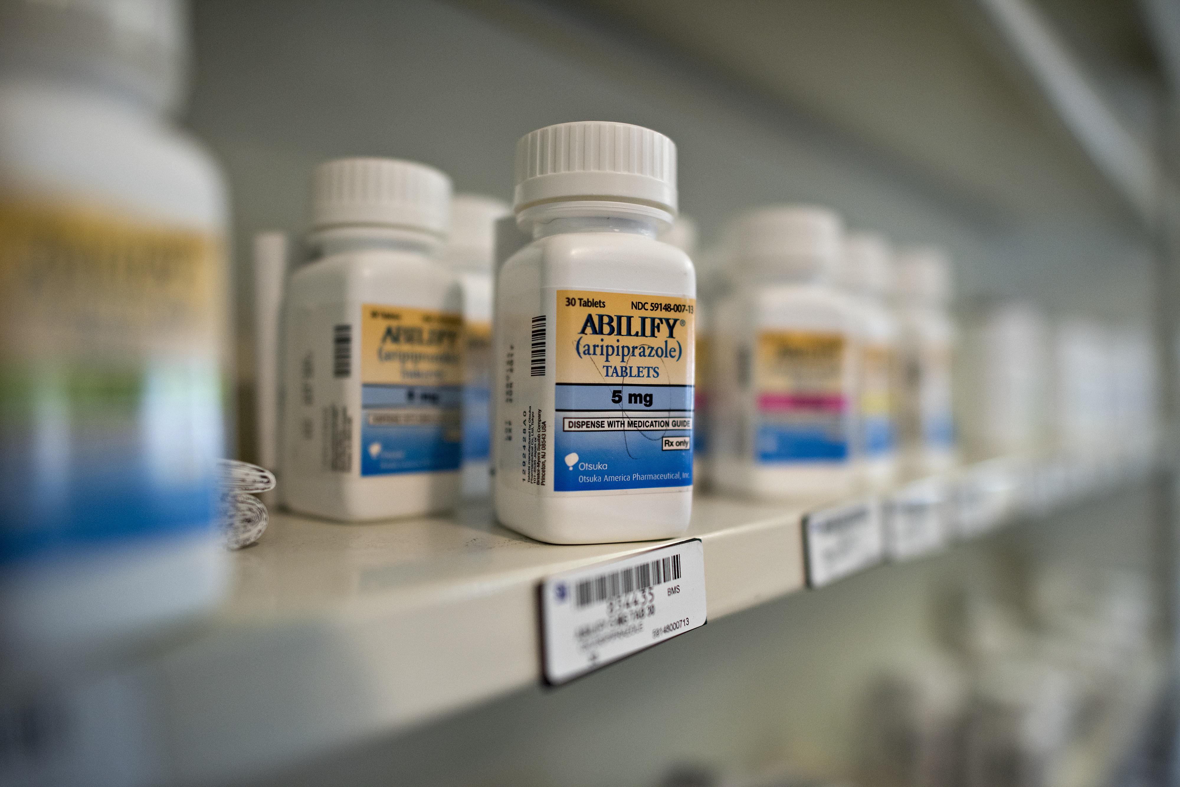 abilify drug code