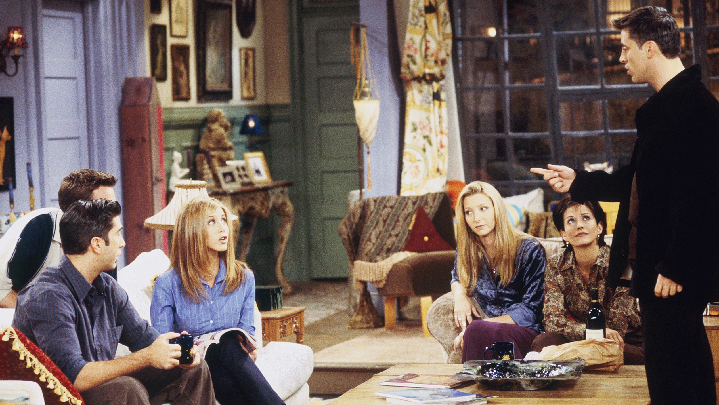 'Friends': This is how much Monica's apartment in would ...