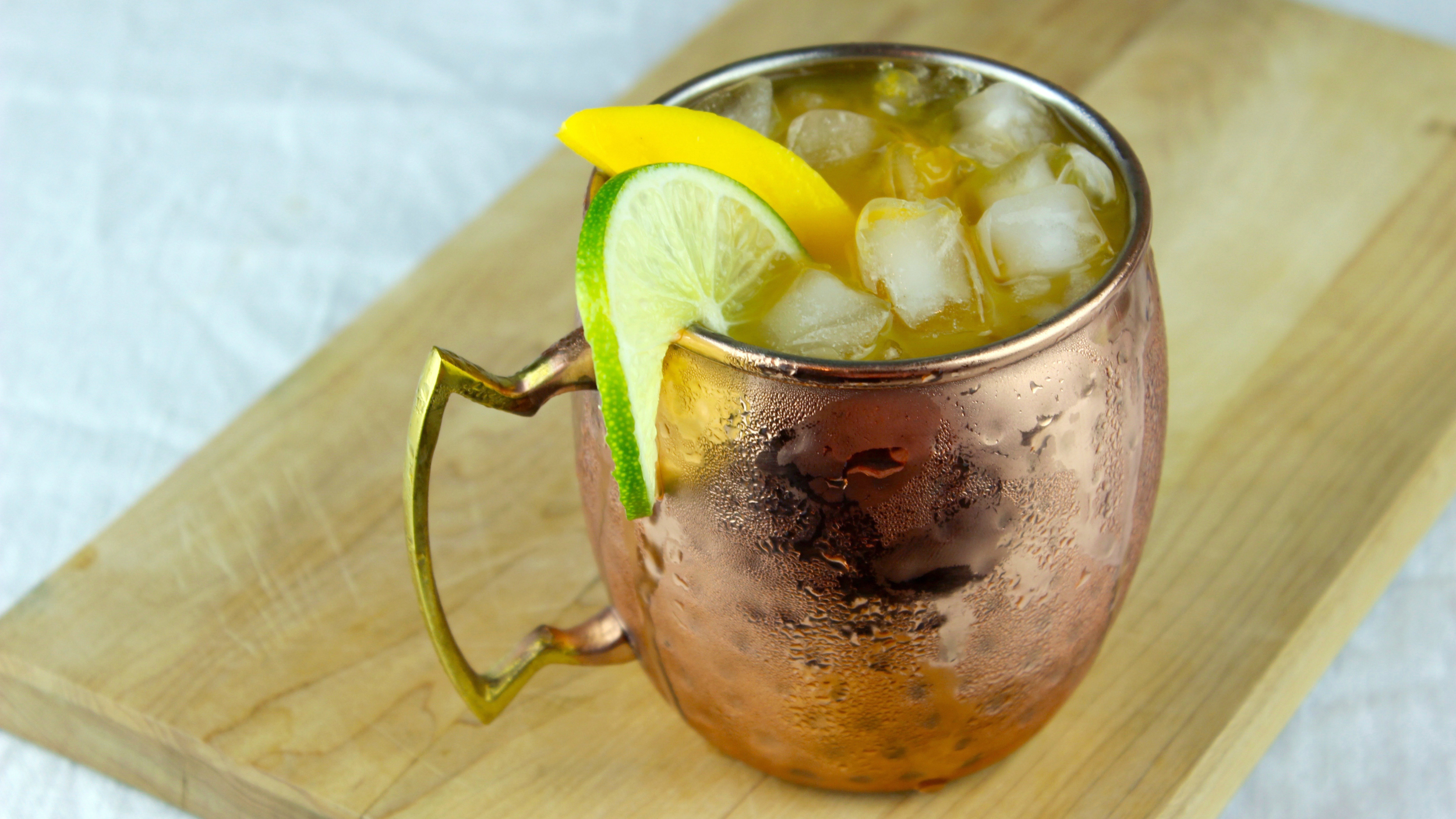 Mango Moscow Mule - TODAY.com