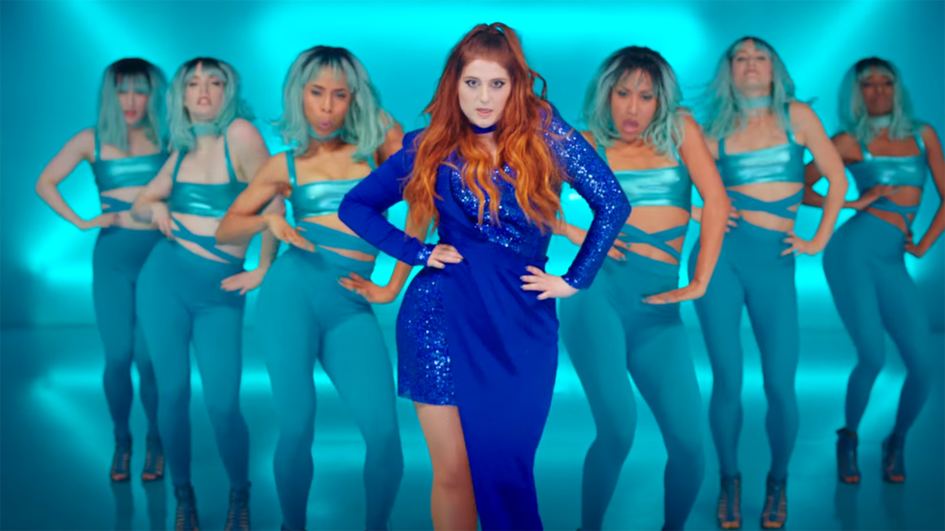 Meghan Trainor re-releases 'Me Too' video after pulling ...