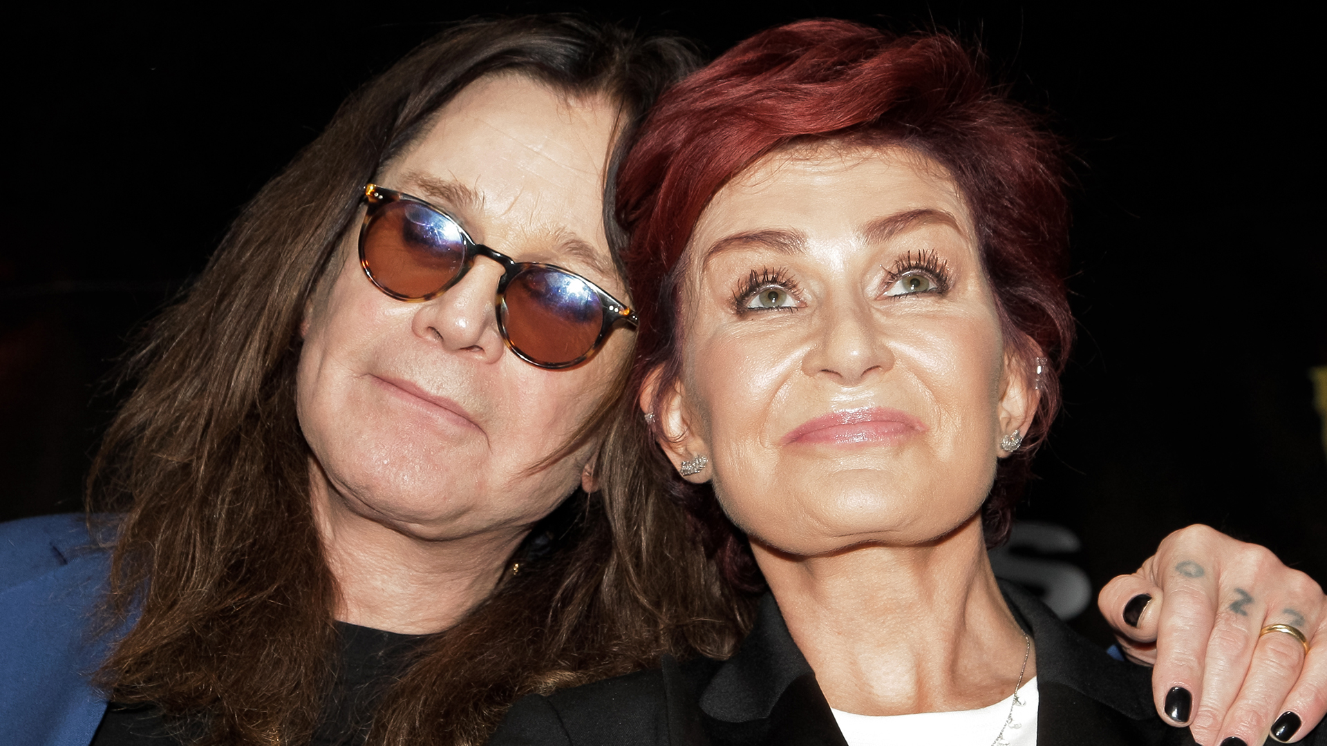Ozzy and Sharon Osbourne make 1st public reunion since split at Ozzfest event - TODAY.com