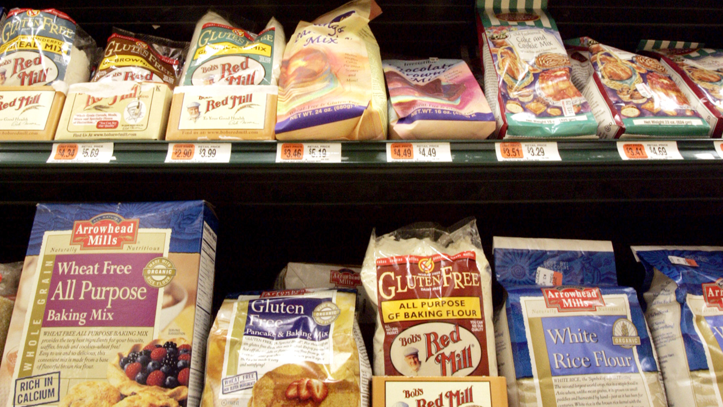 Gluten-free foods may harm kids who don't need them - TODAY.com