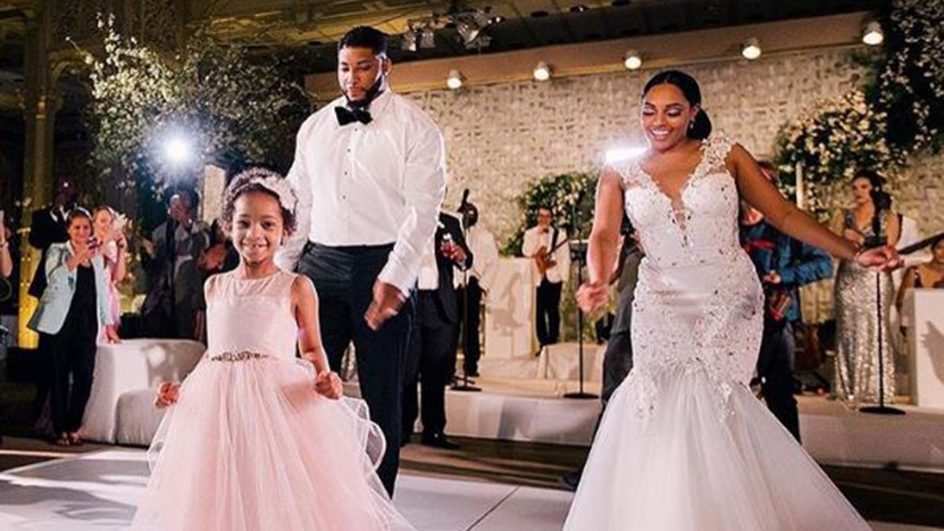 Devon Still, Asha Joyce are married! See the pics (and Leah Still\'s ...