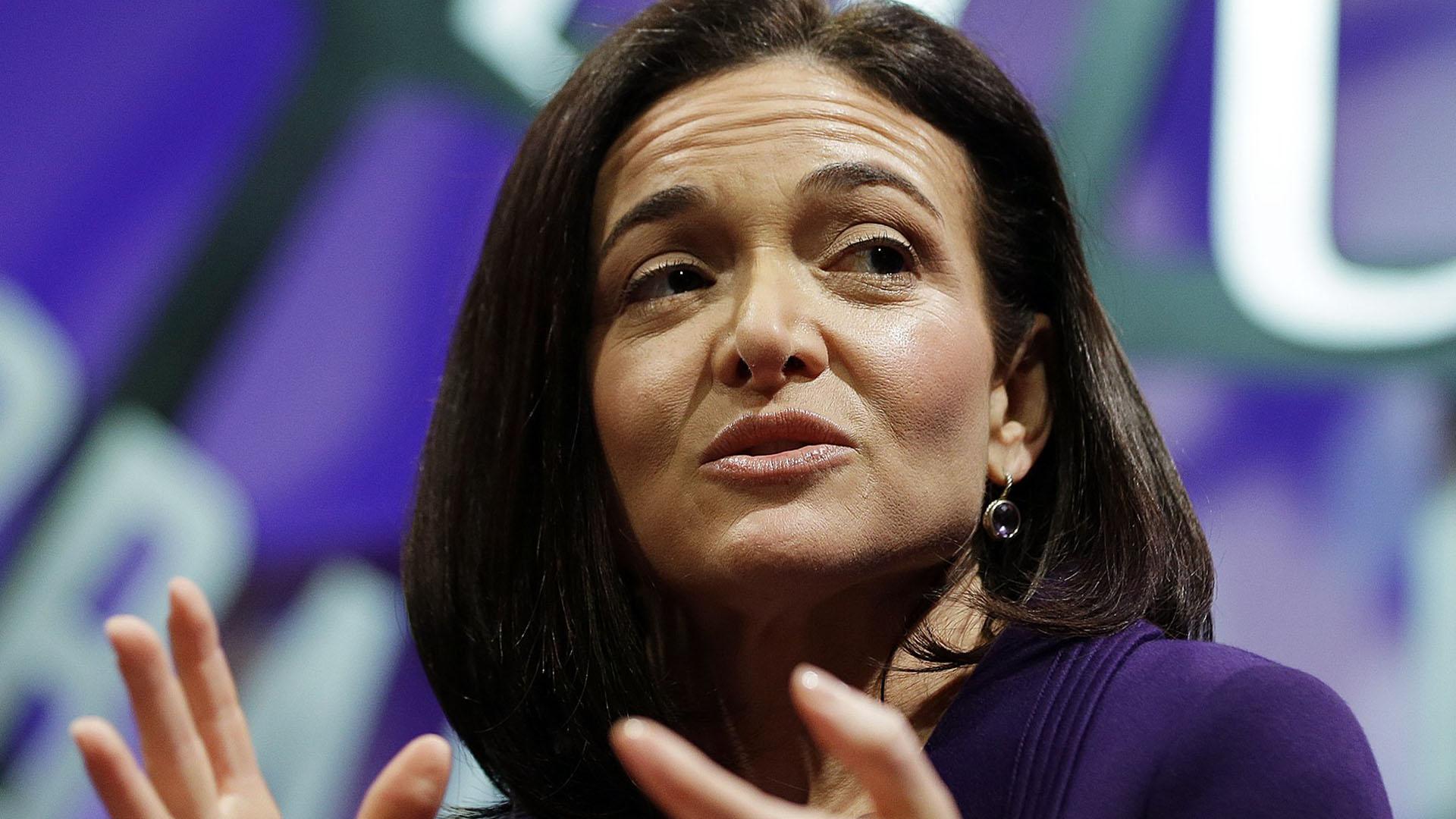 Sheryl Sandberg gives powerful UC Berkeley graduation speech - TODAY.com