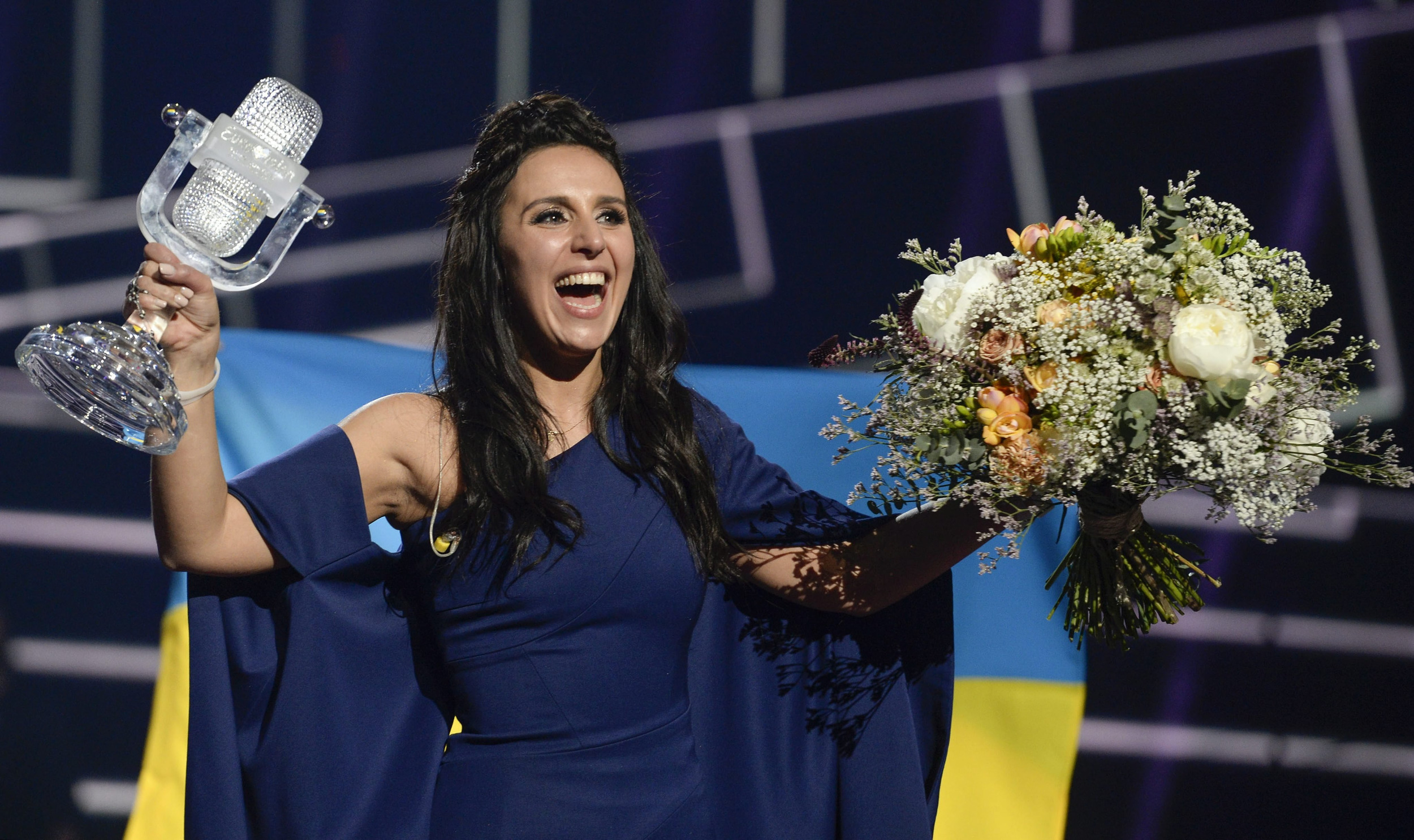 Ukrainian winner of Eurovision 2016 Jamala got married 04/26/2017 100