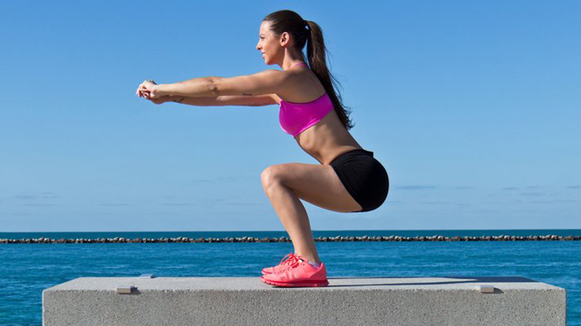5 butt exercises from Tone It Up