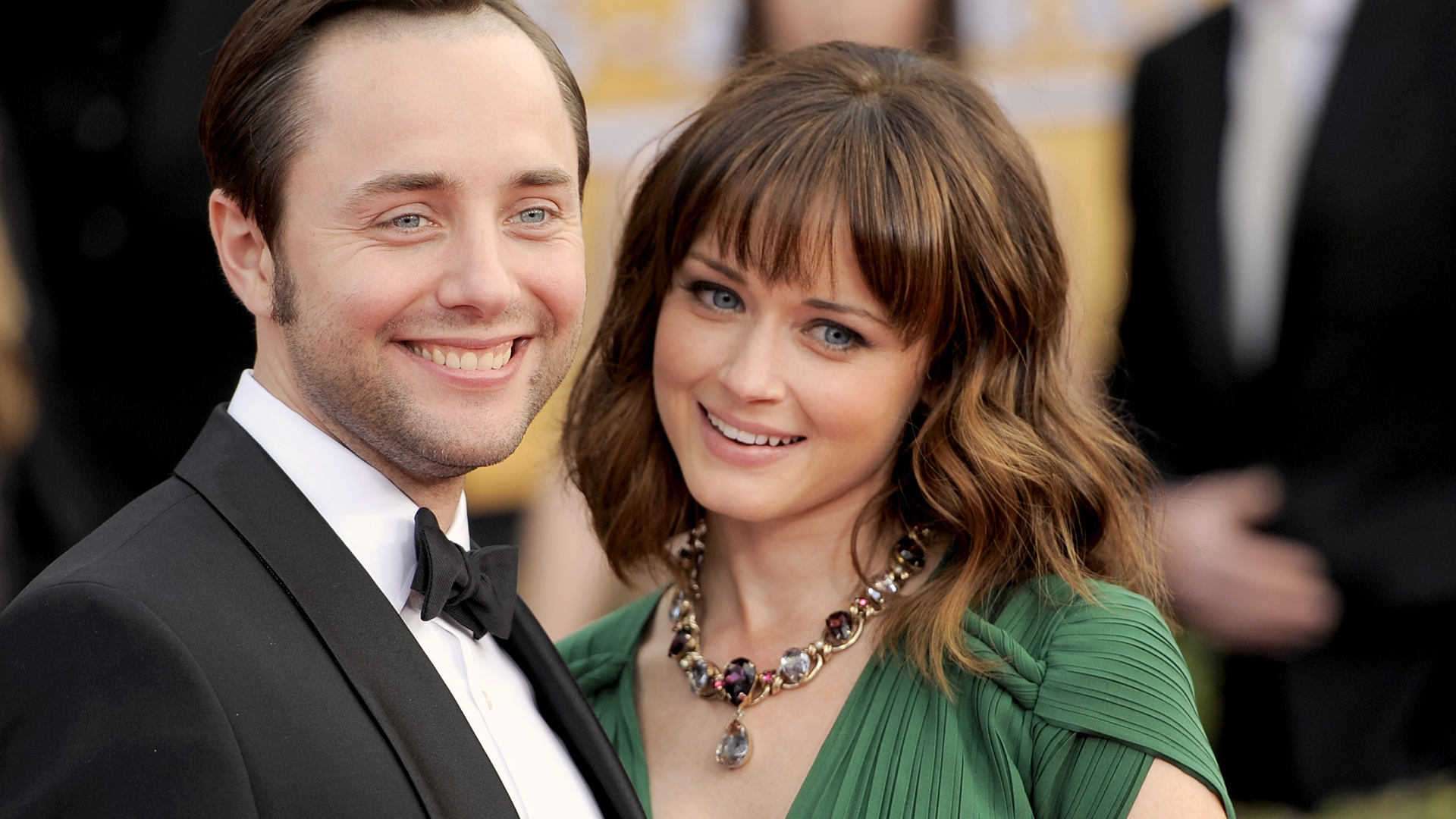 Surprise! 'Gilmore Girls'' Alexis Bledel and 'Mad Men's ...