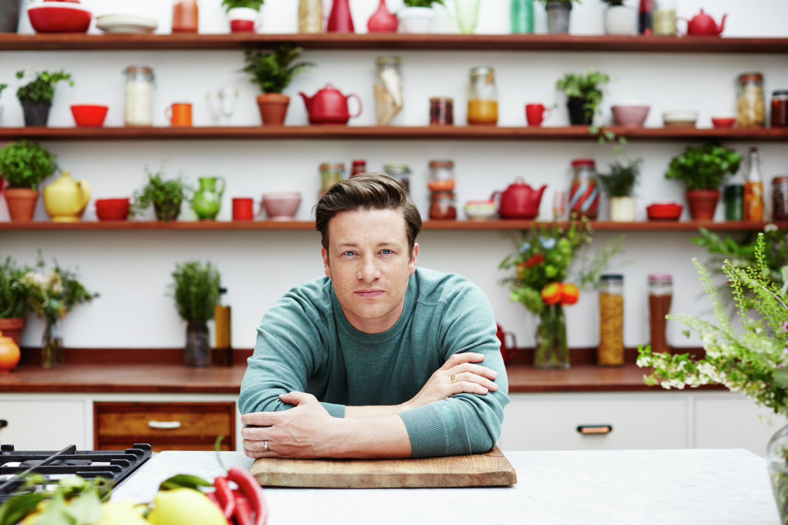 Jamie oliver shares the small steps you can take to eat - Cuisine jamie oliver ...