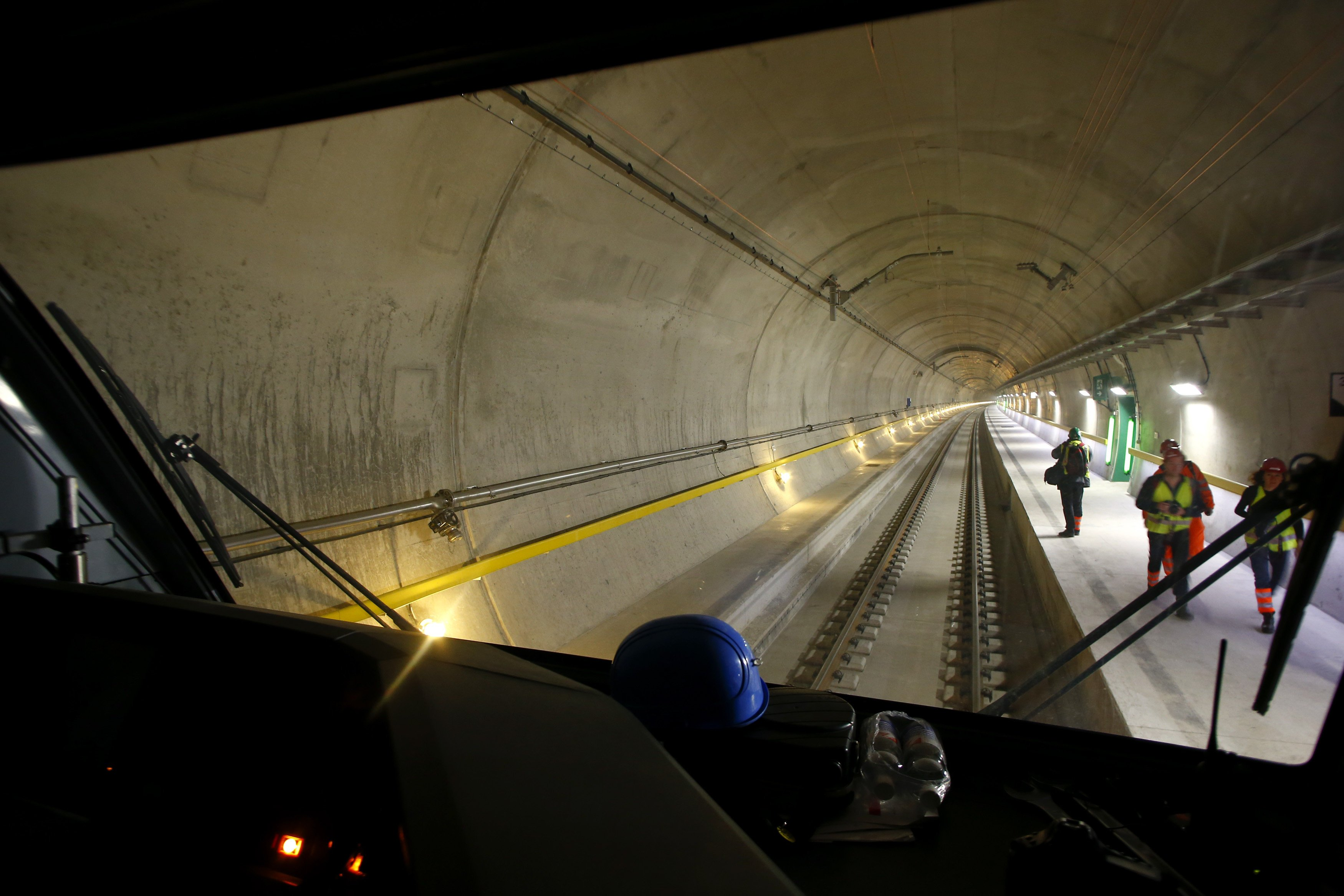 world s longest canal tunnel