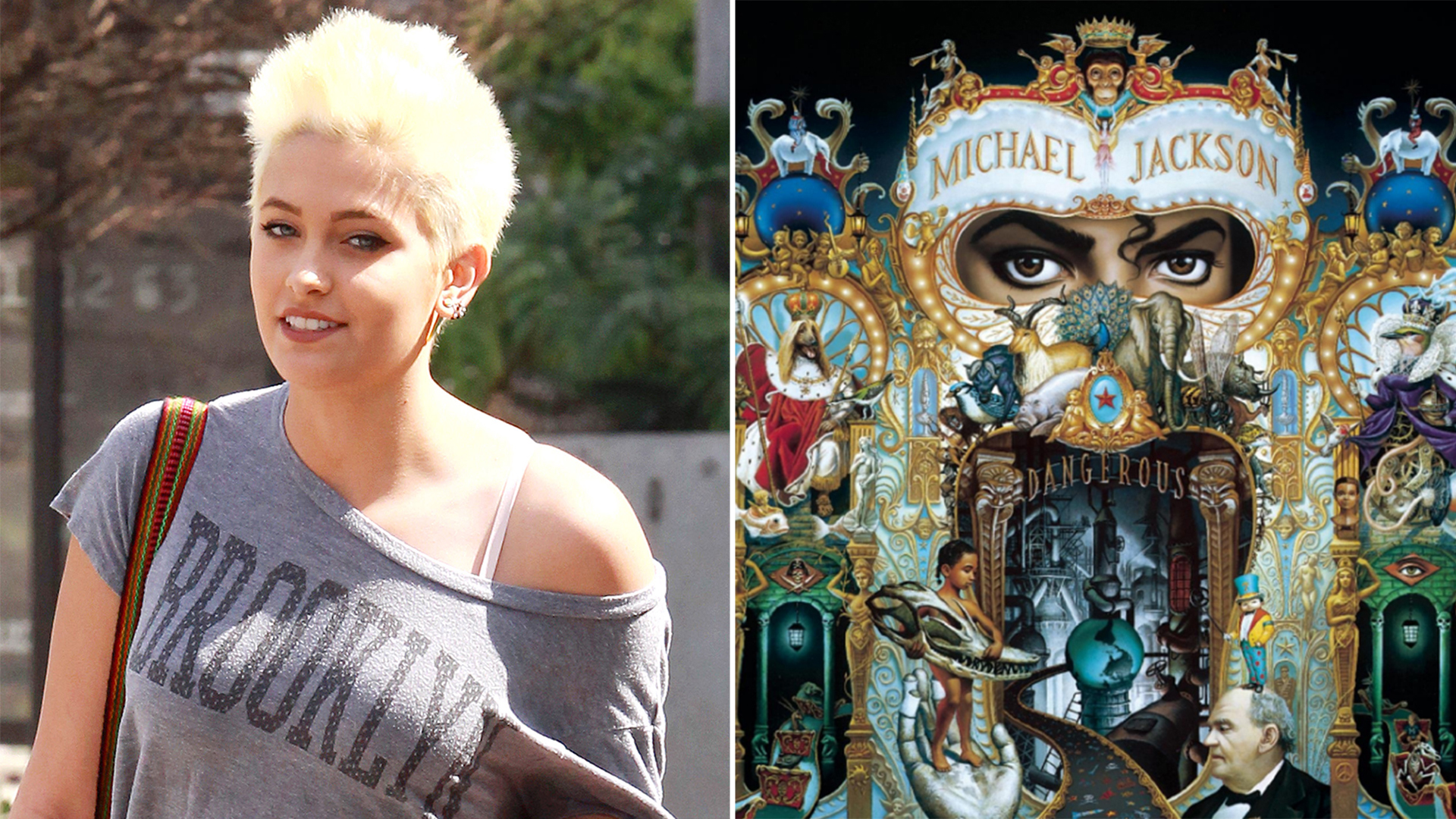 Michael Jacksons Daughter Gets Dangerous Tattoo In Honor Of Her - Michael jackson religion