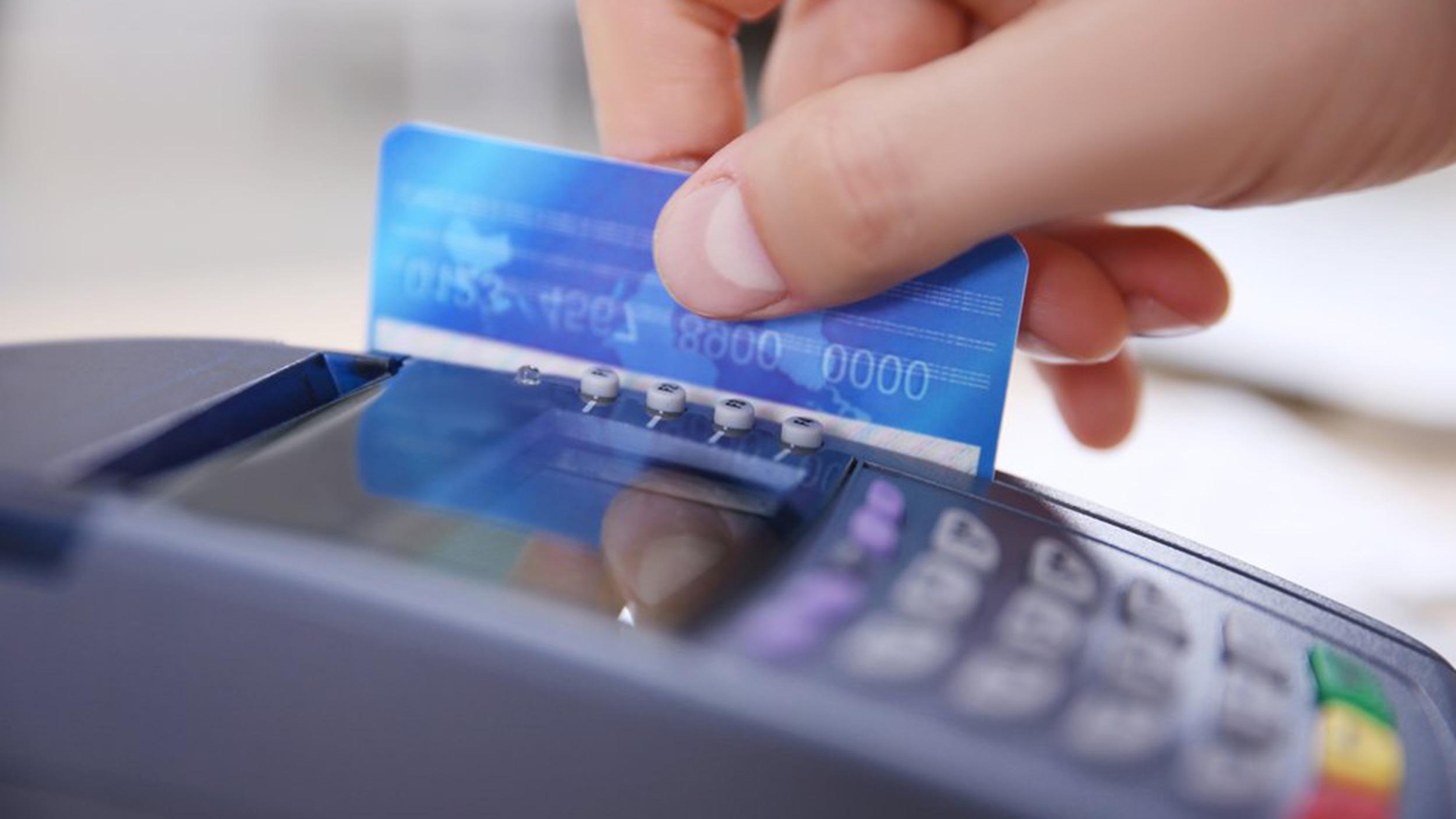i owe a lot of credit card debt