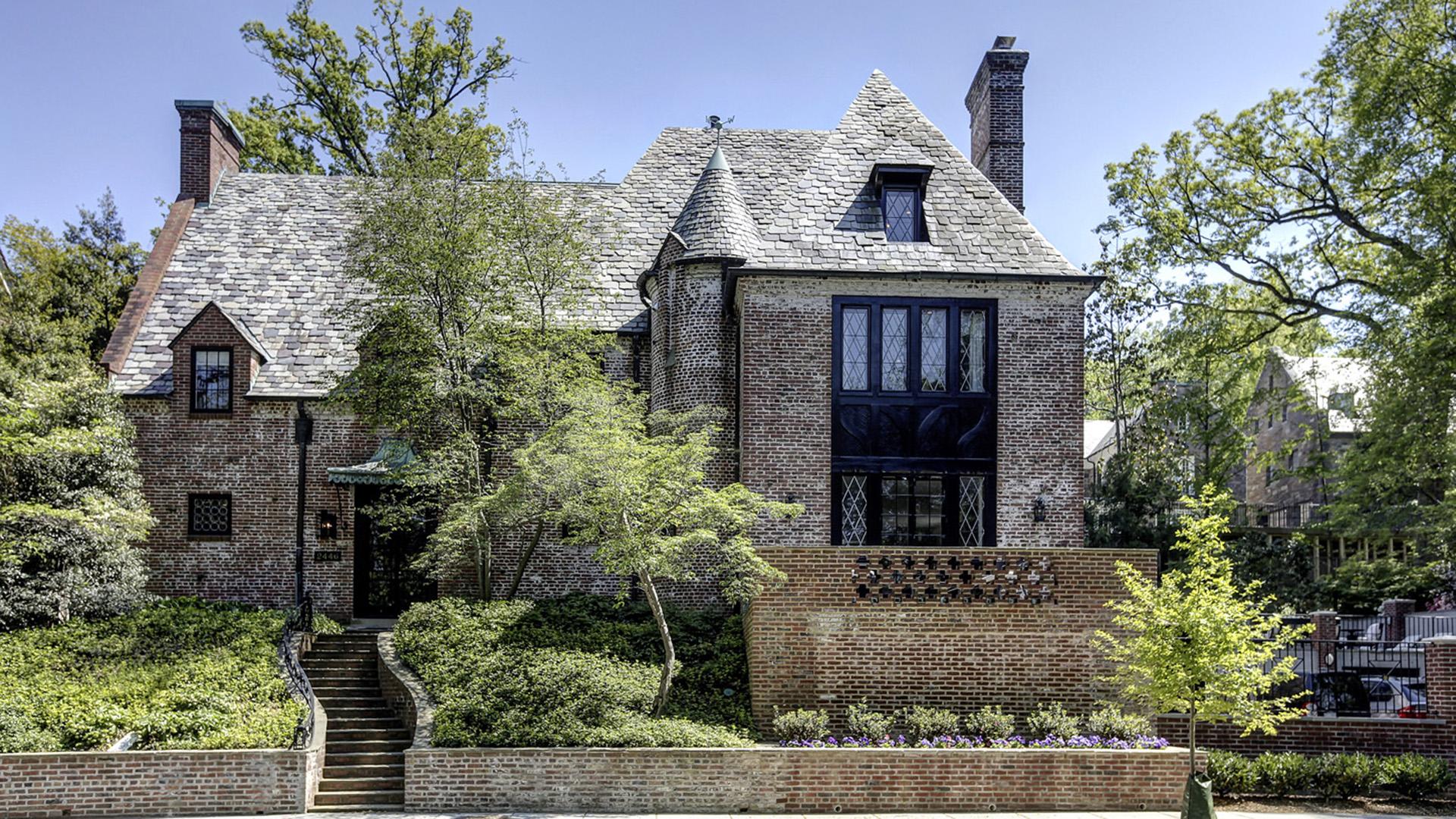obamas home: take a tour of their new washington dc house - today