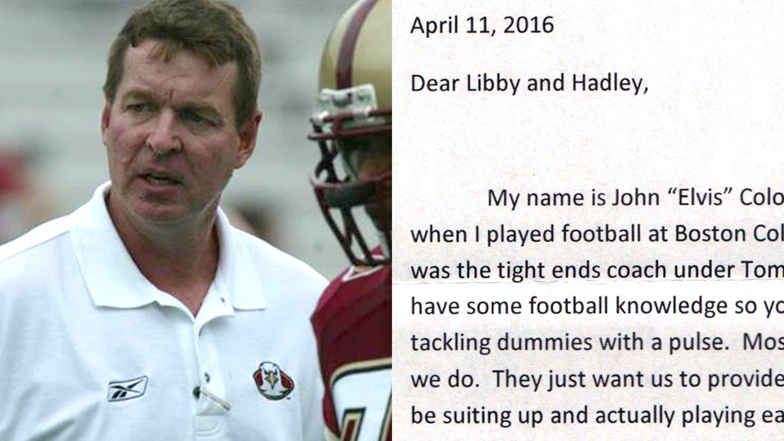 Former Nflers Call For End To Tackle >> Nfl Players Pen Letters To Kids Of Former Coach Who Died From