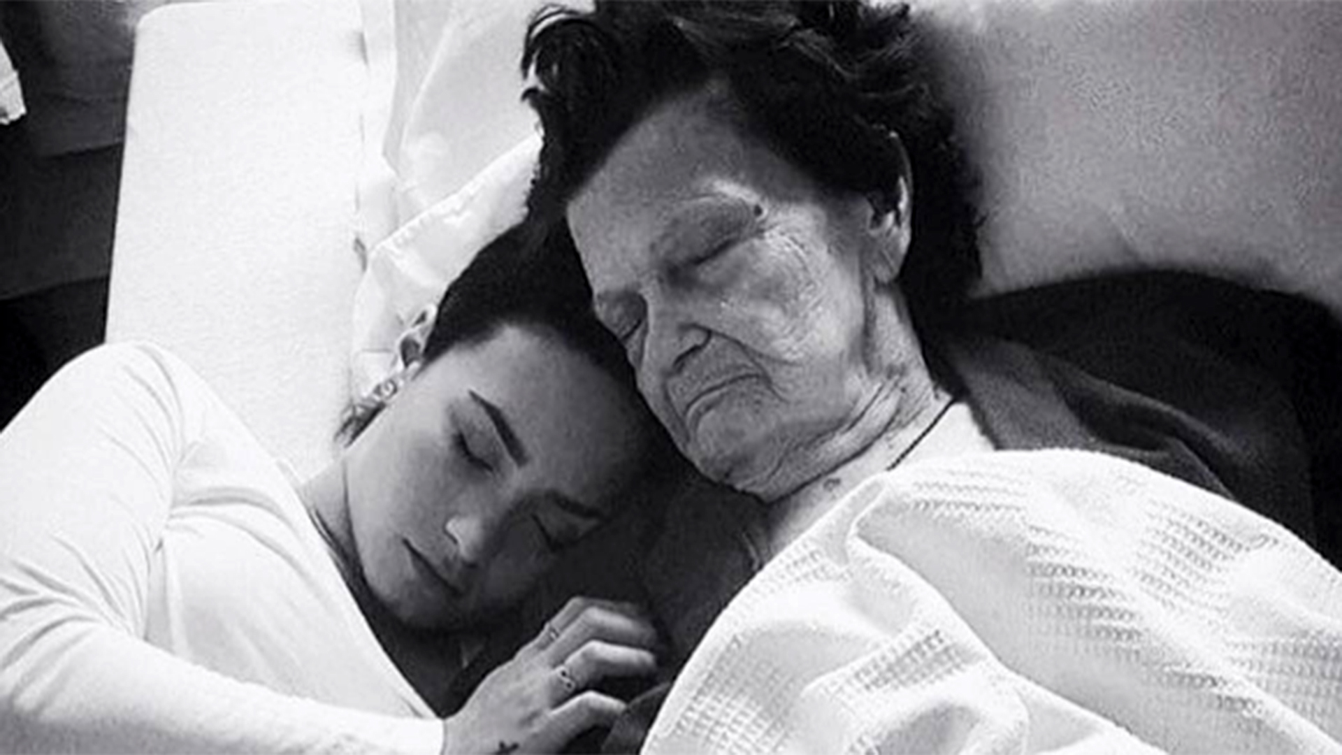Demi Lovato Posts Heartbreaking Message After Her Mimaw