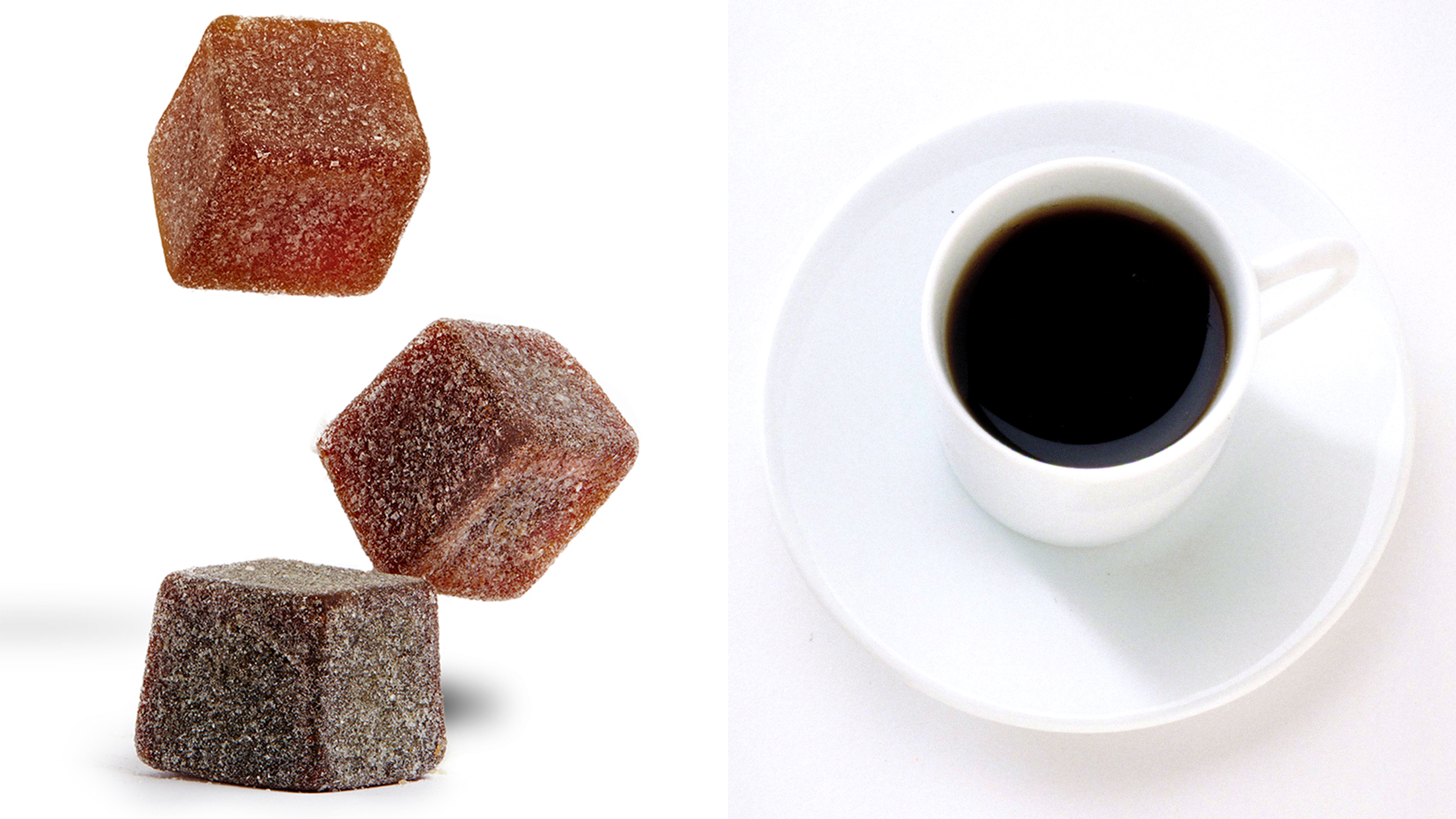 Chewable Coffee Testing The New Trend Of Caffeine Infused Gummies