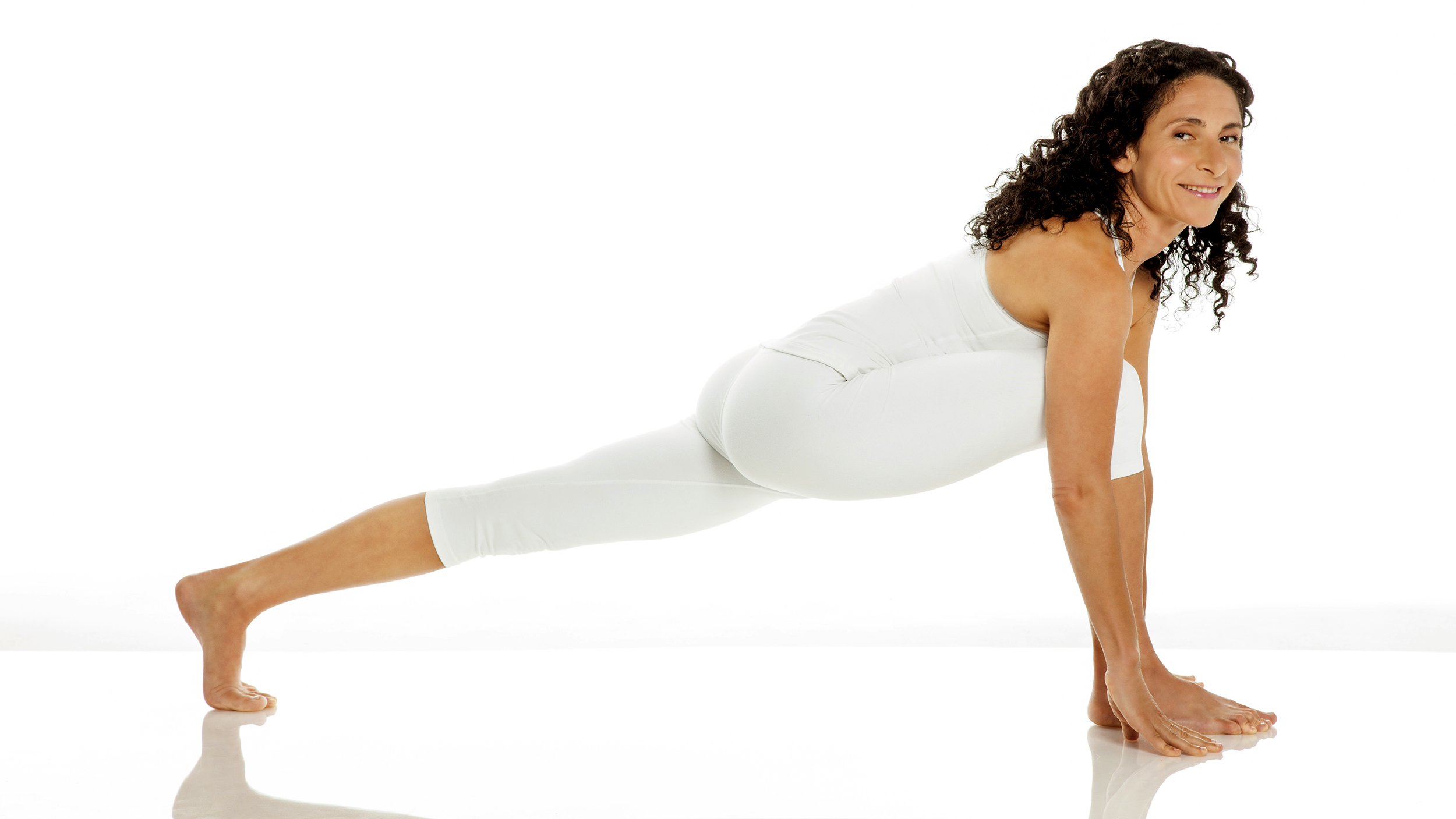 Mandy Ingber Shares 10 Yoga Poses For A Better Mood