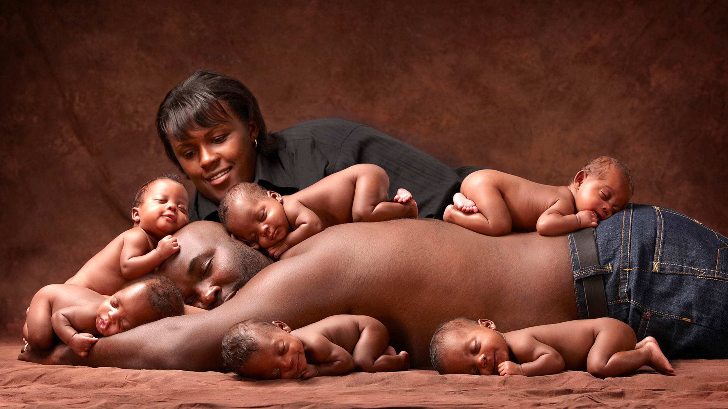 Mom With Sextuplets 118