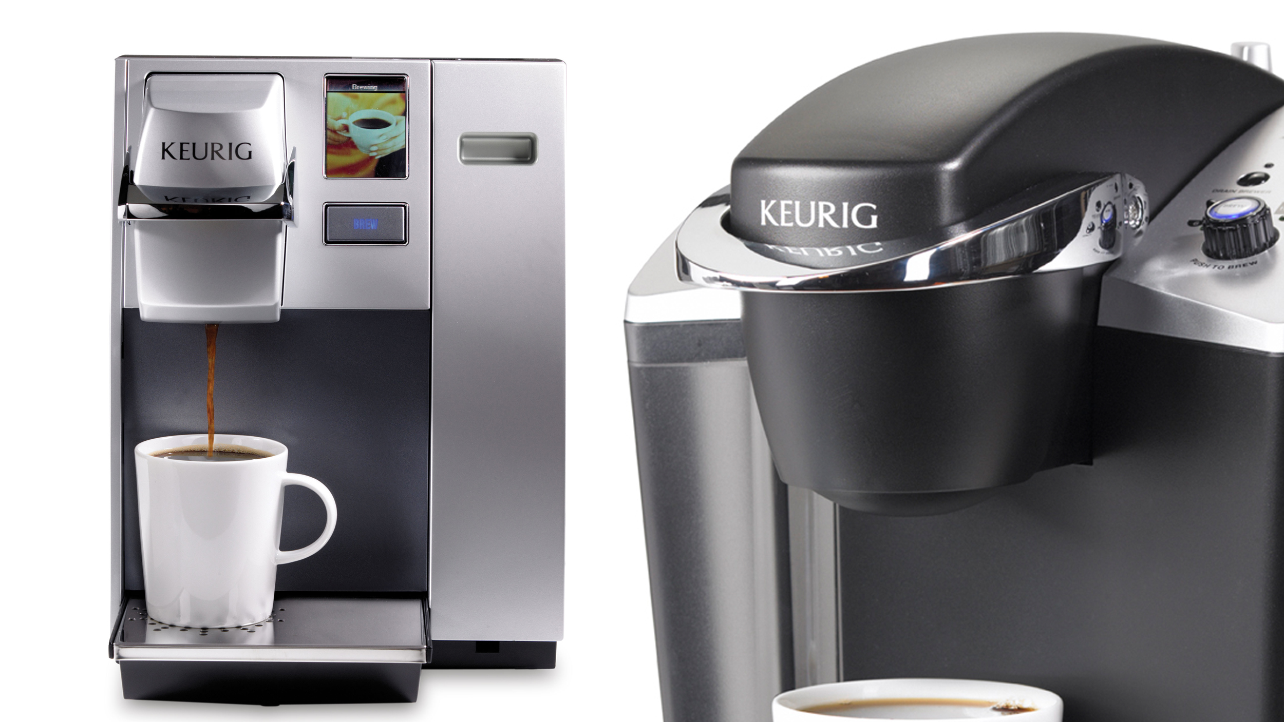 reset keurig machine