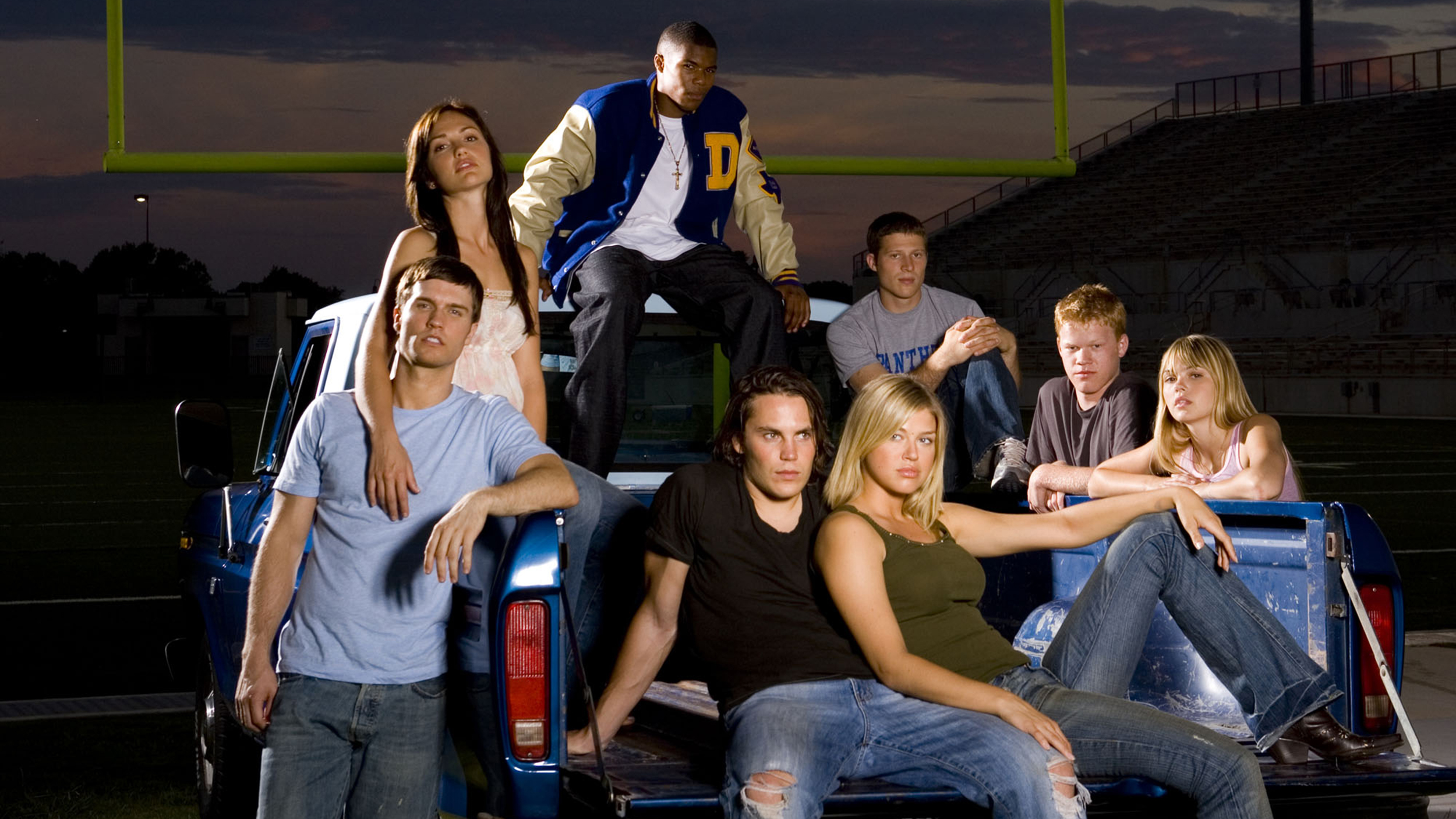 friday night lights cast members reunite 10 years after