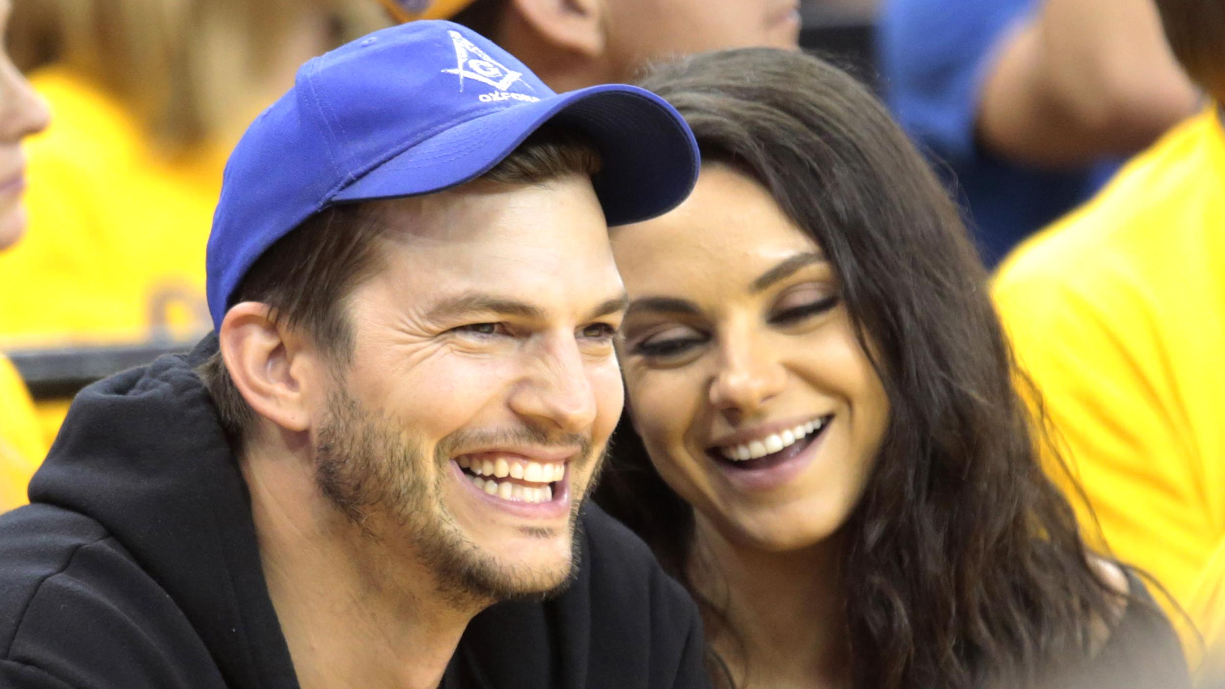 ashton kutcher and mila kunis are expecting baby no 2