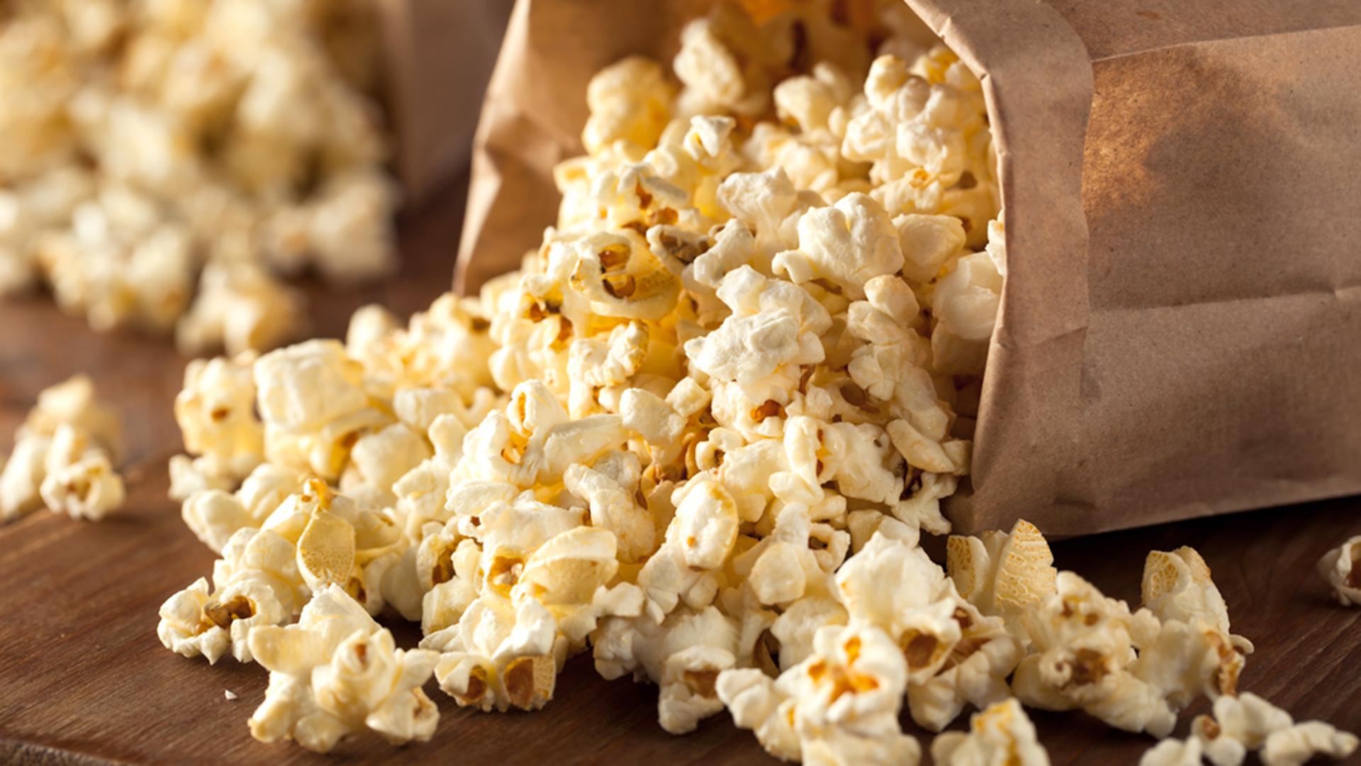 Truffle Popcorn - TODAY.com
