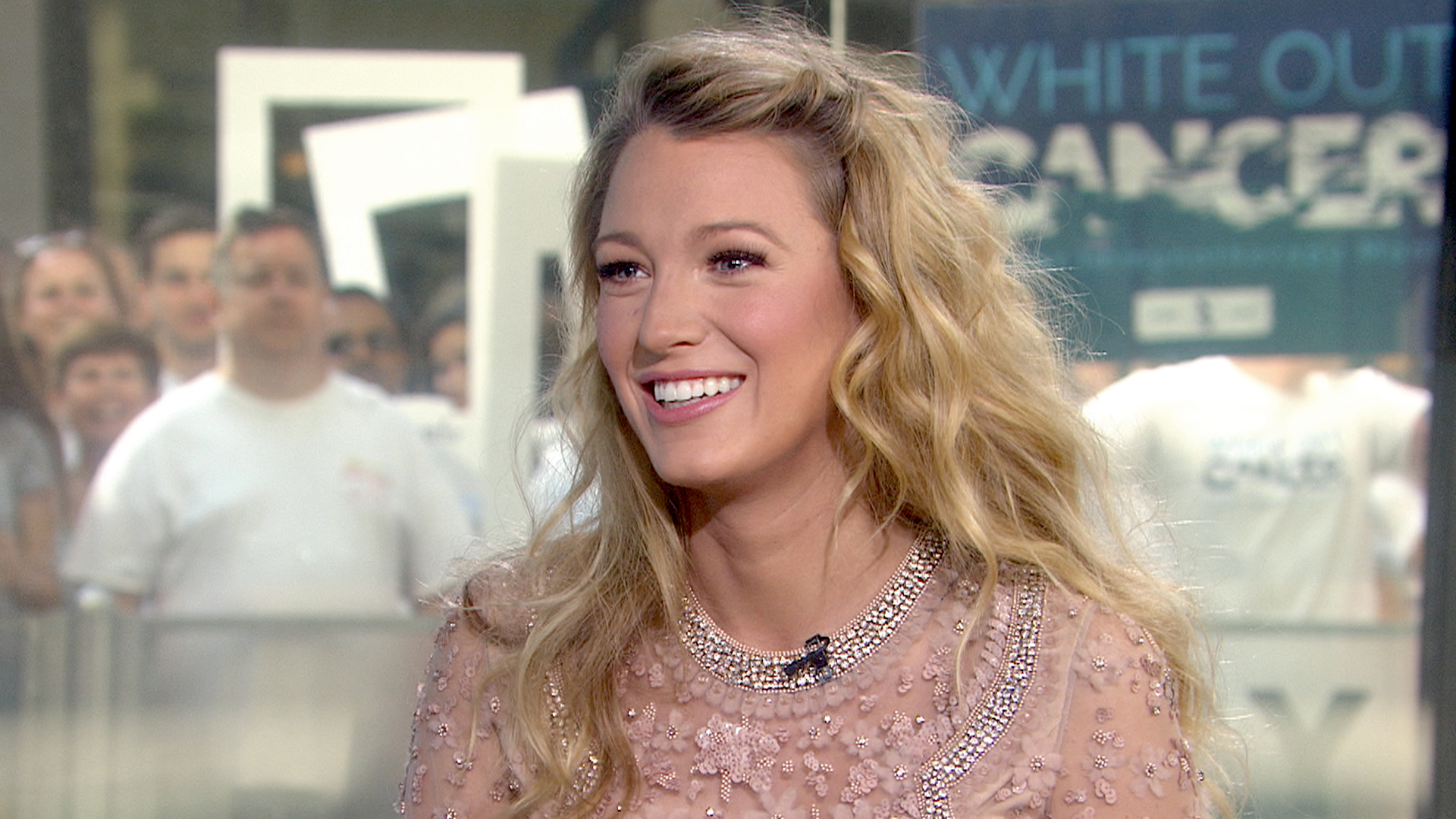 Blake Lively on big family plans with Ryan Reynolds: 'We ...