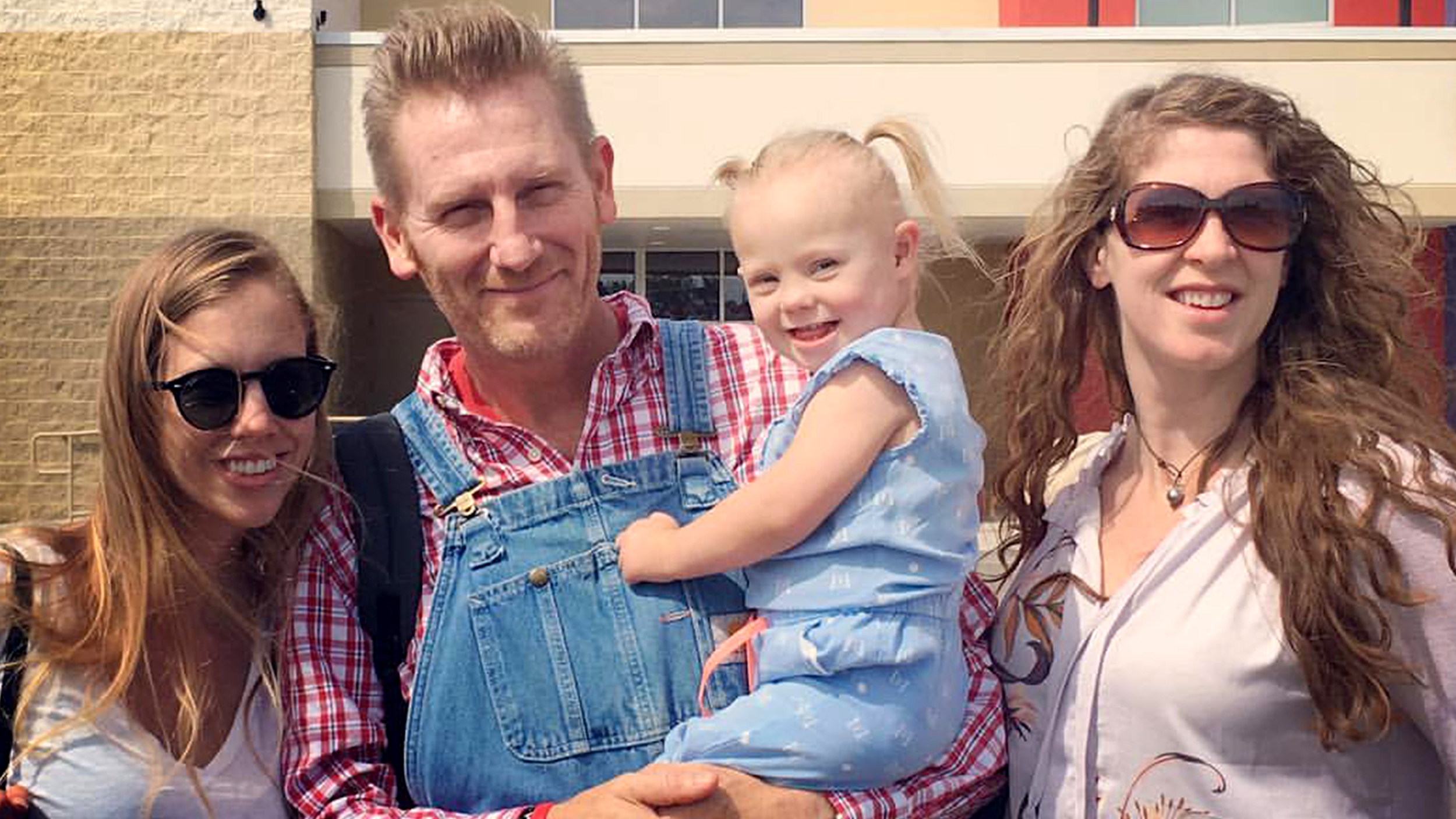 Rory Feek on first Father's Day without Joey: 'So wish ...