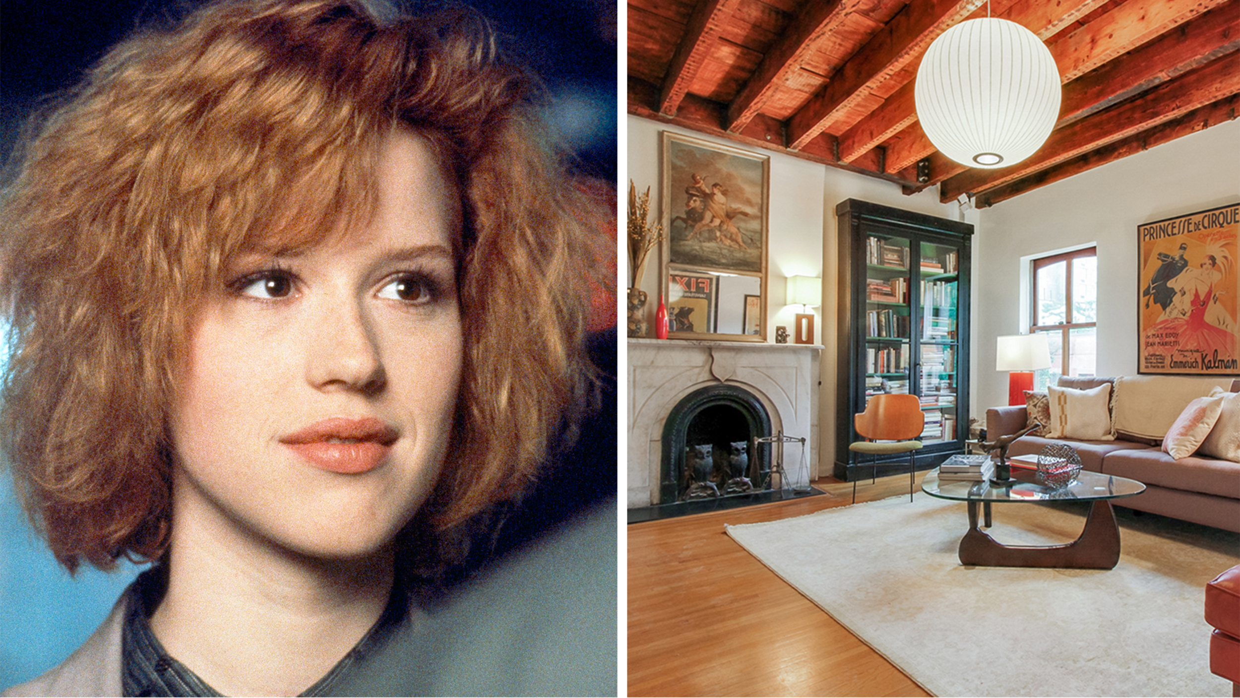 Molly Ringwald Lists Nyc Apartment Take A Tour Inside