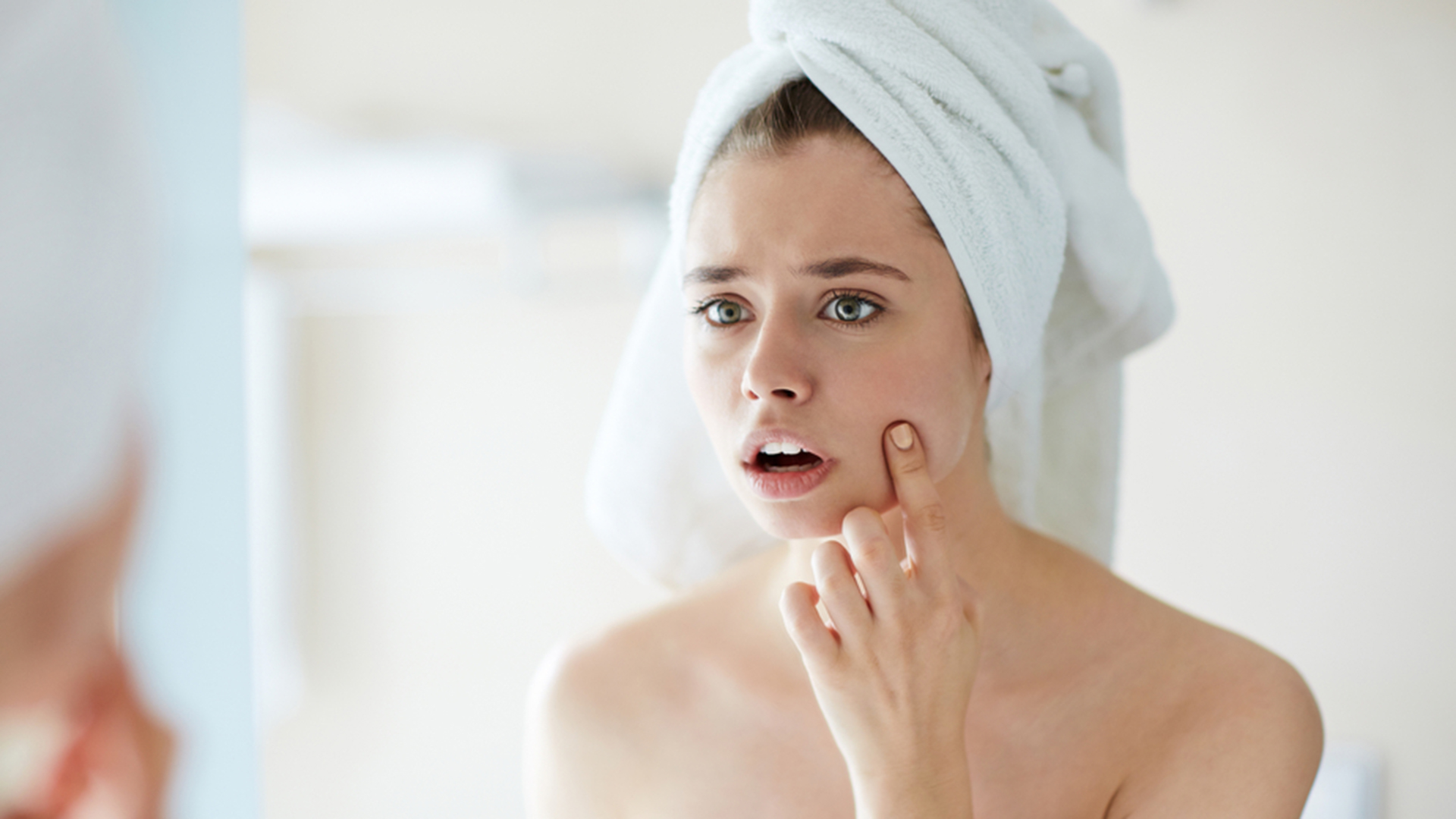 Pimples and blackheads: How to clear up skin blemishes