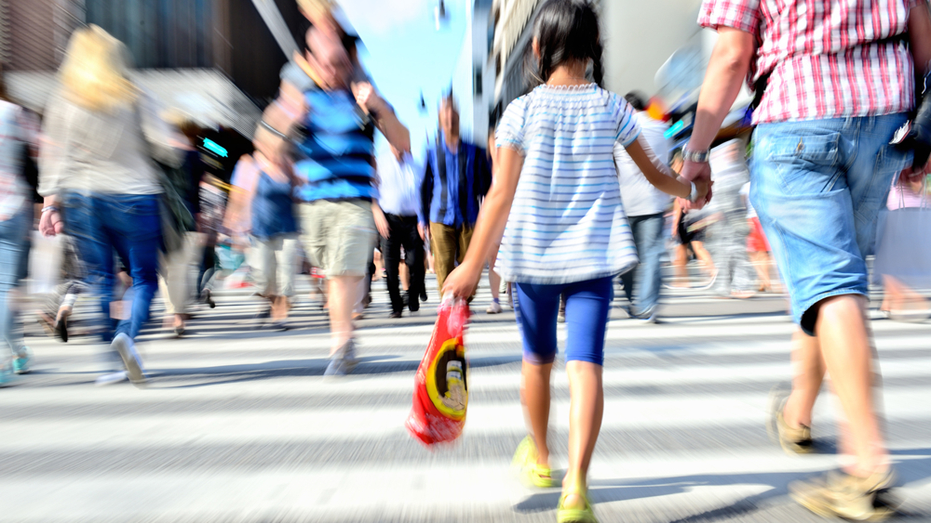 Police Parents Share Tips For Safe Kids In Crowded Places