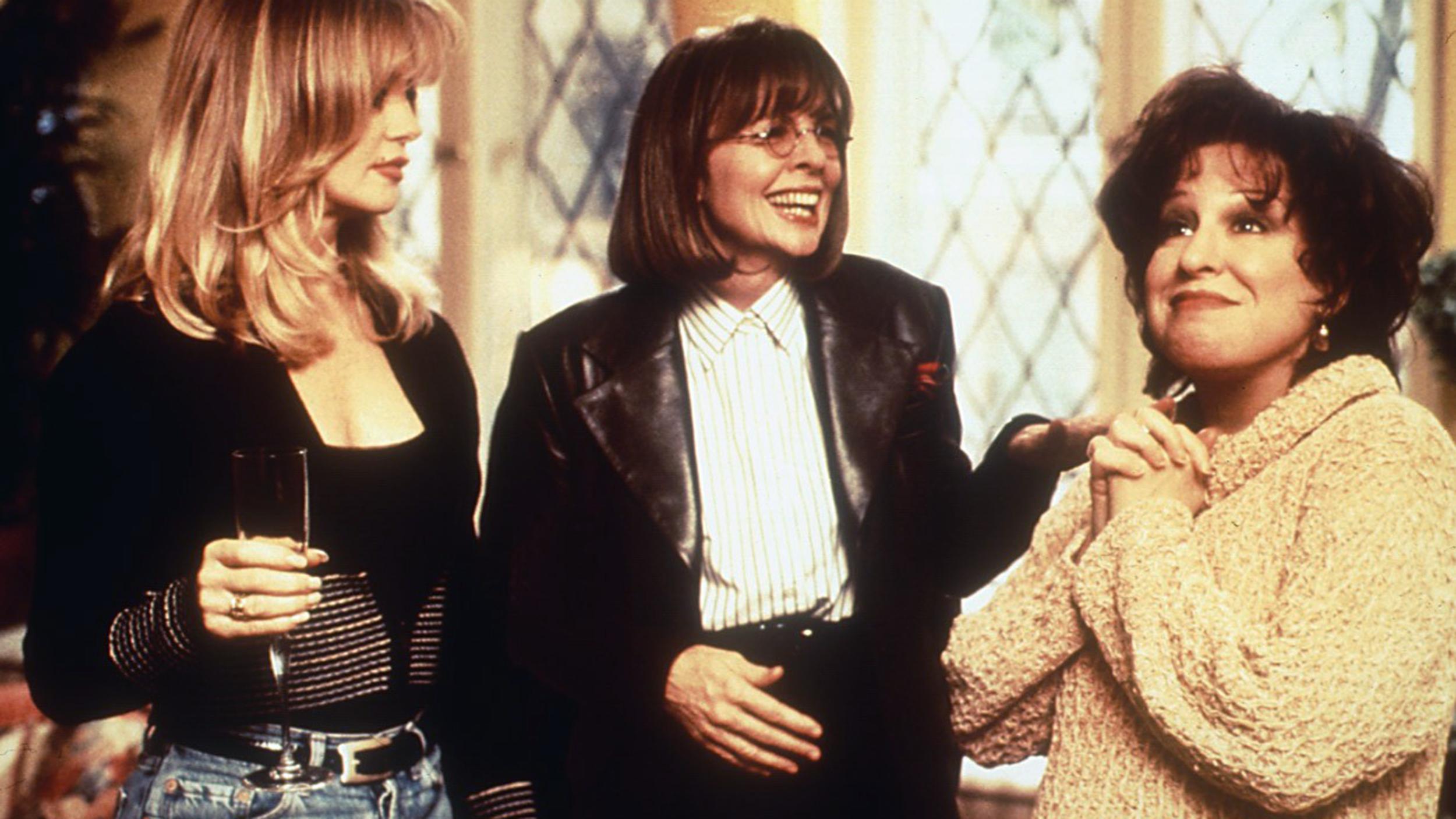 Резултат с изображение за bette midler first wives club