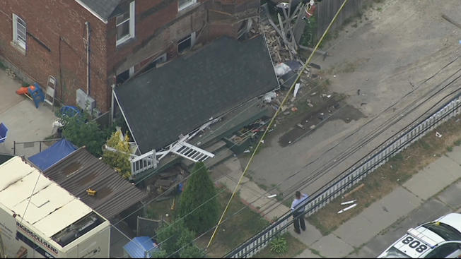 Driver Slams Into Dad, Daughter on Bikes, Killing Daughter, Then Crashes into Home: Police